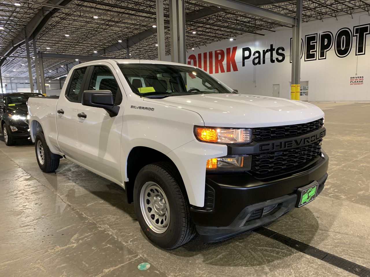 "2019 Chevrolet Silverado 1500 New Style, 7"" Screen, Bluetooth"