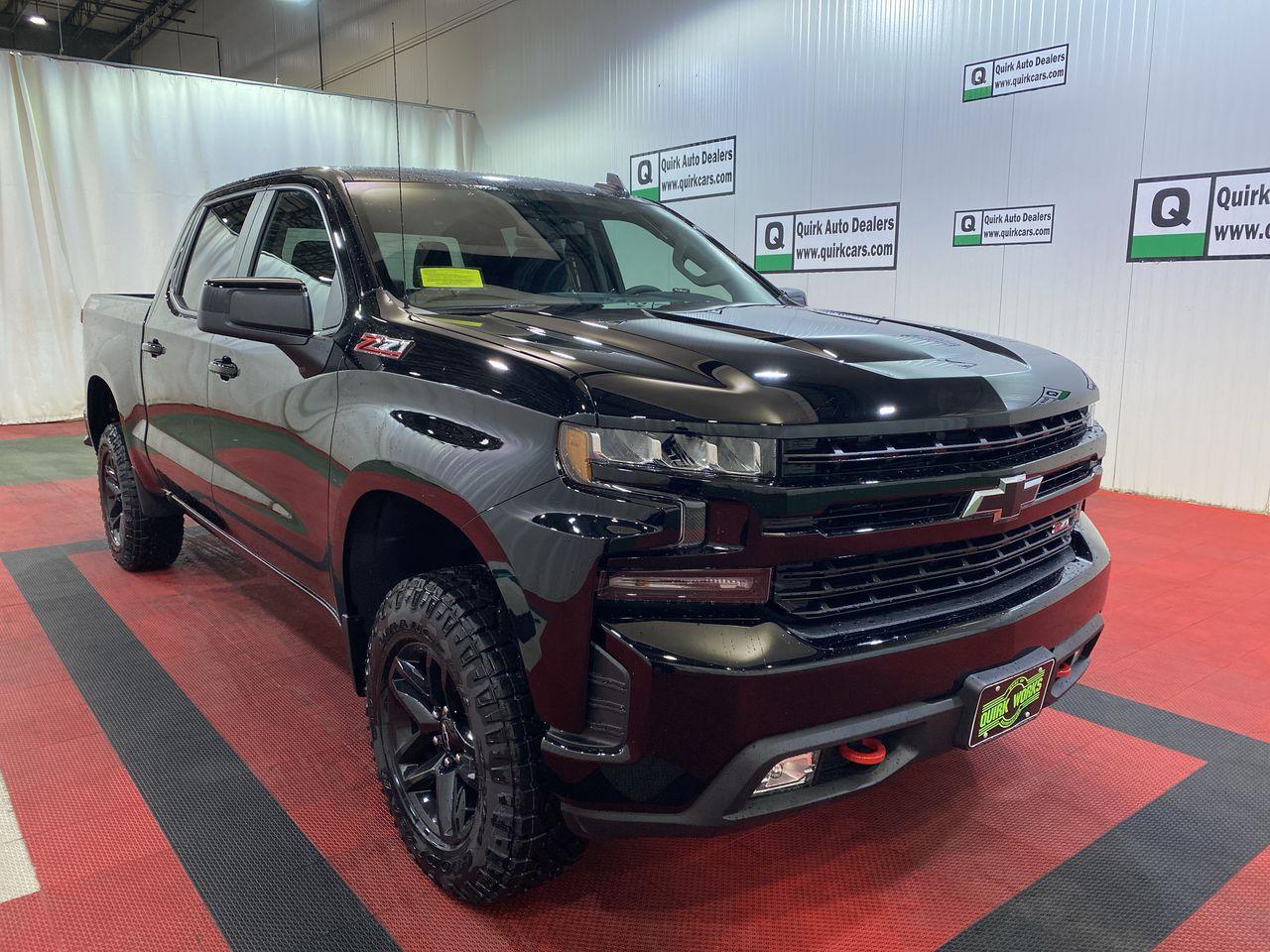 2021 Chevrolet Silverado 1500 CREW CAB TRAILBOSS 4WD