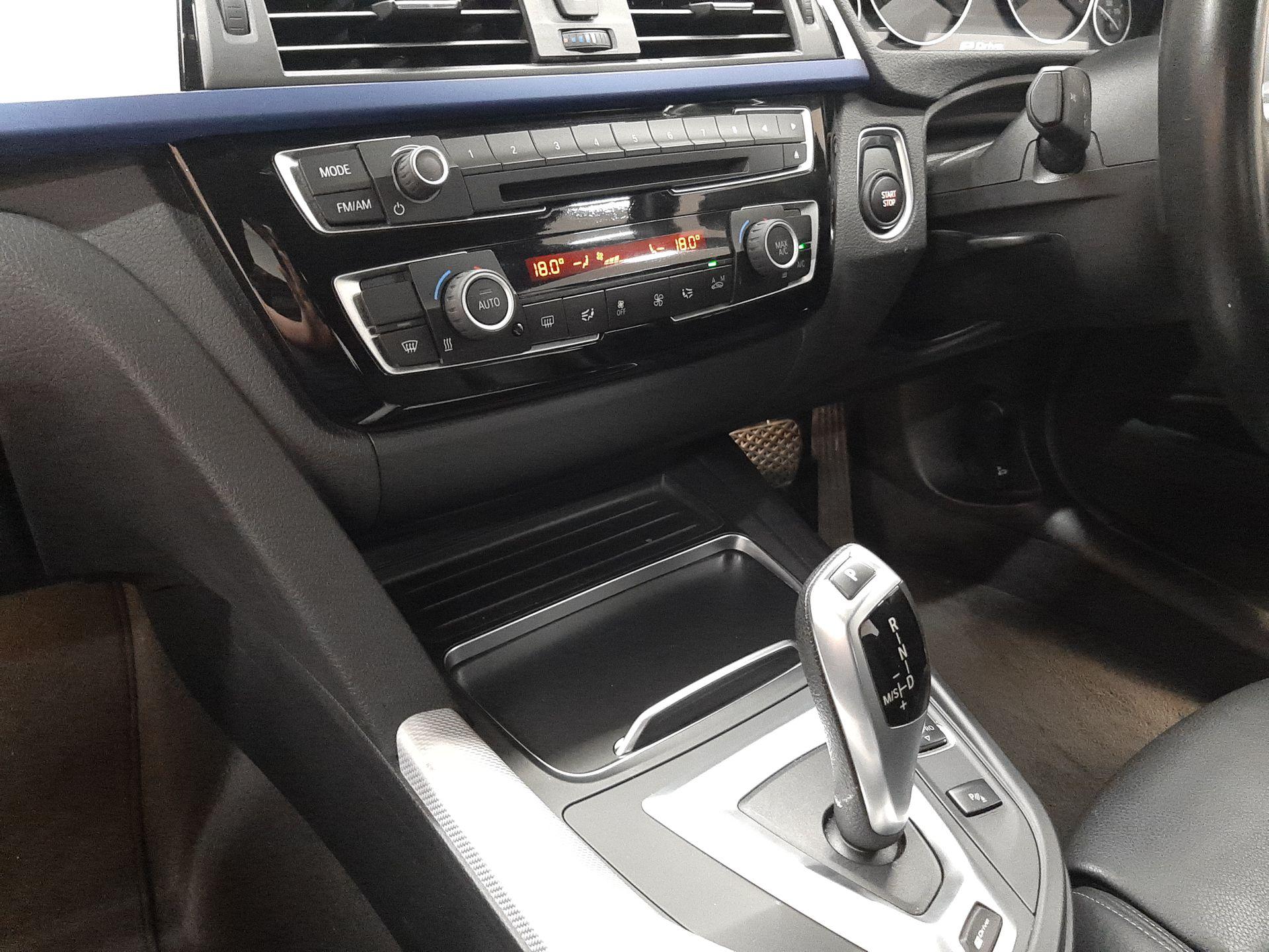 2017 BMW 330e M Sport