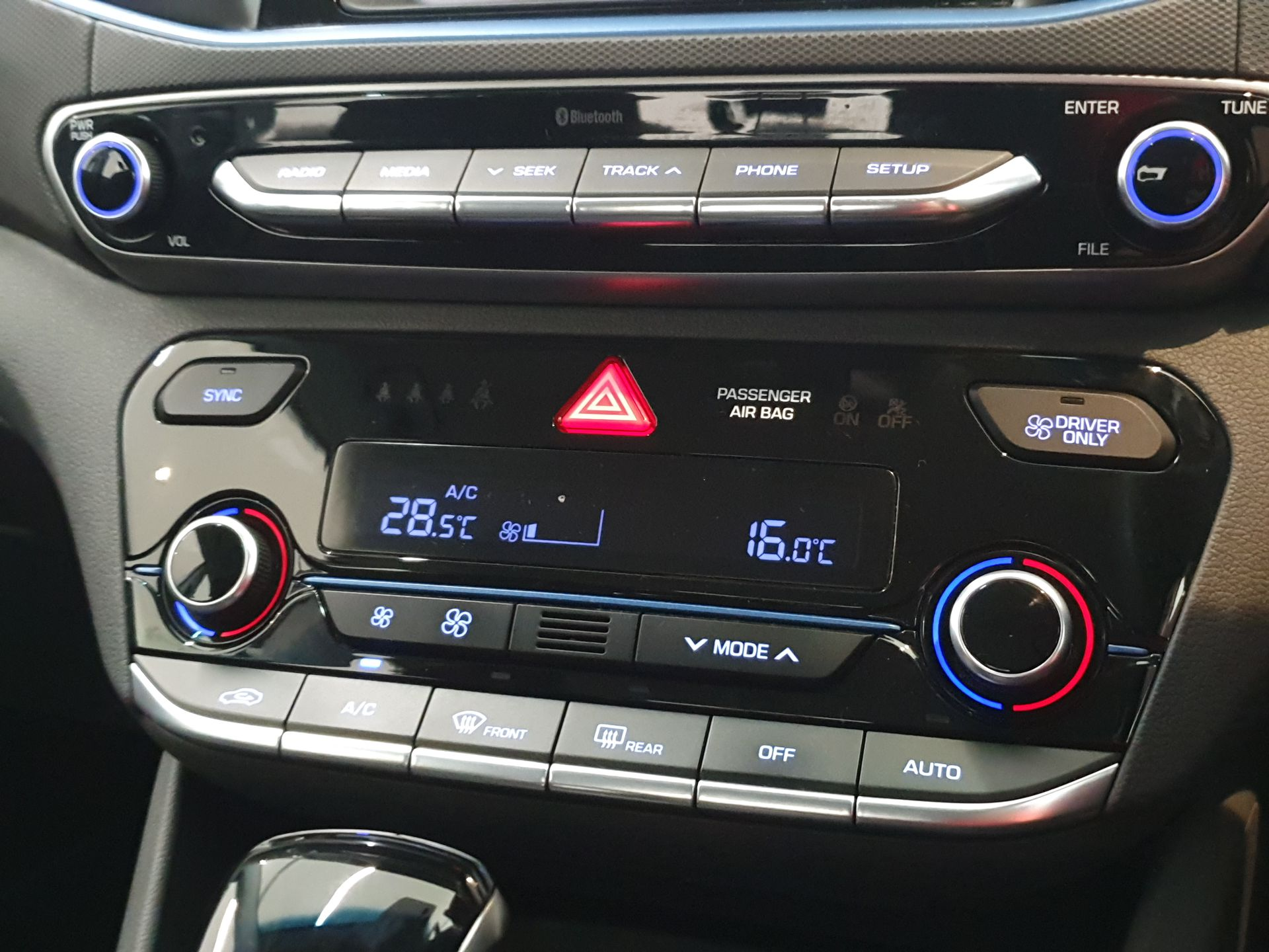 2018 Hyundai Ioniq 1.6L Hybrid