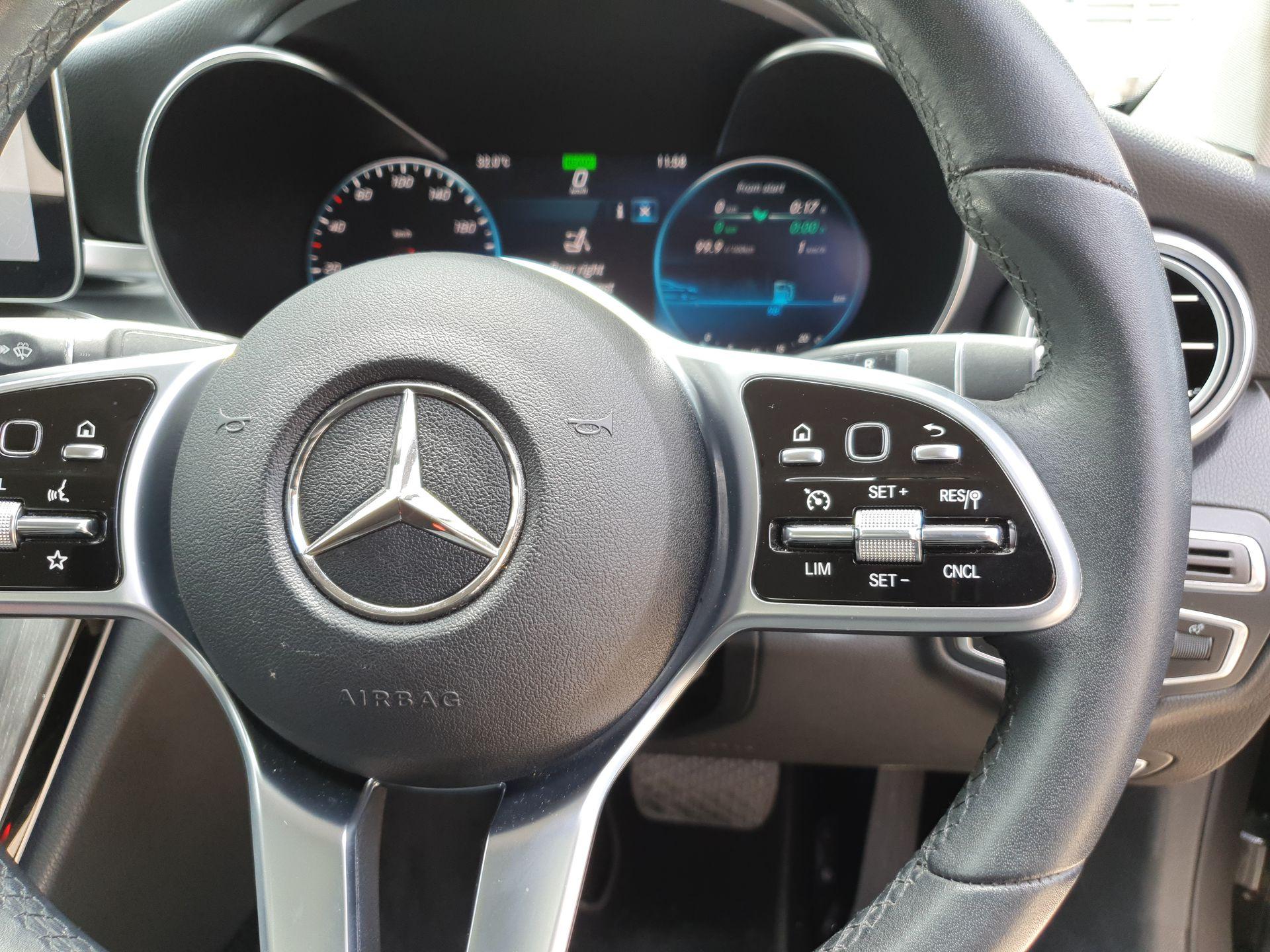 2018 Mercedes Benz C200-W205