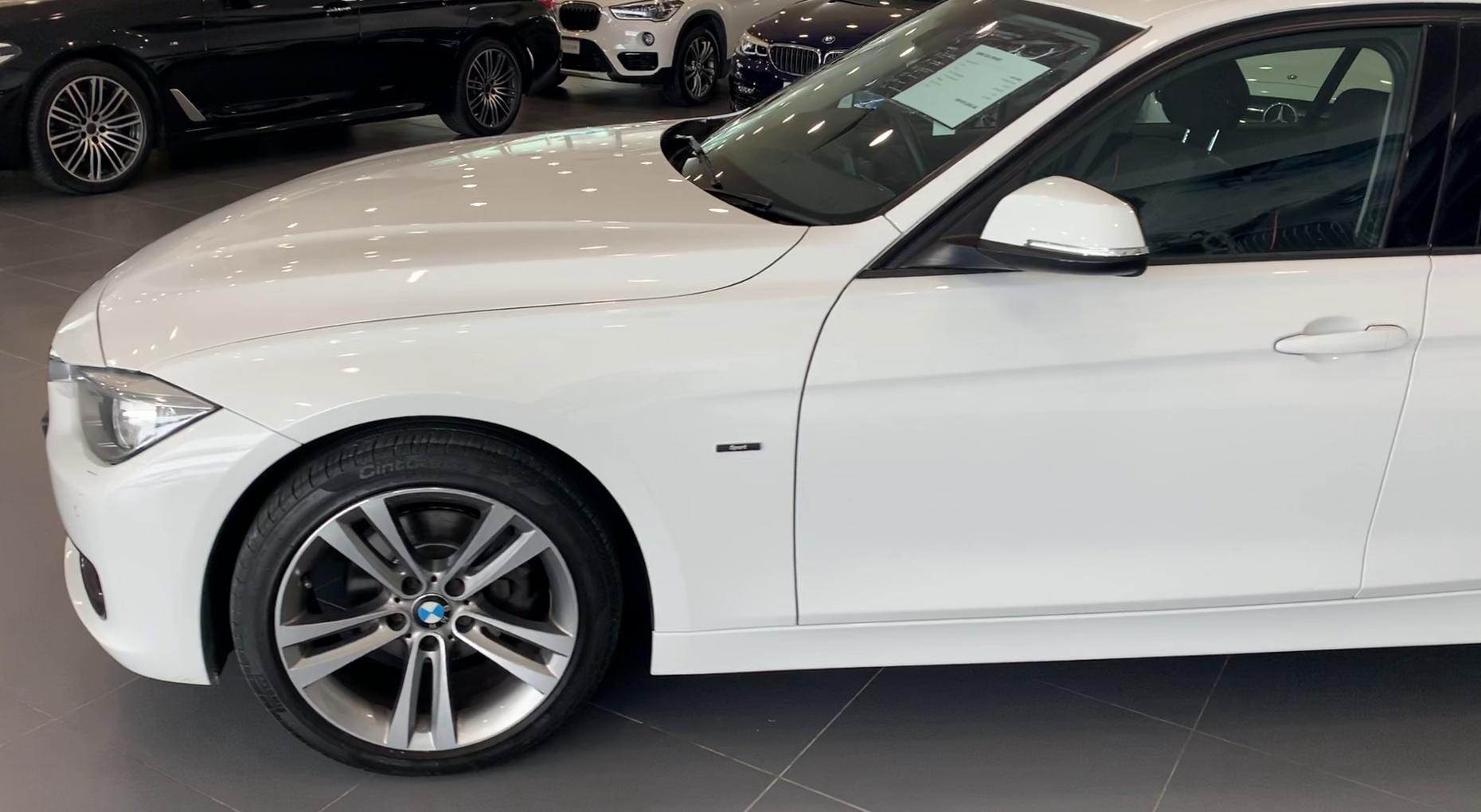 2015 BMW 320i Sport