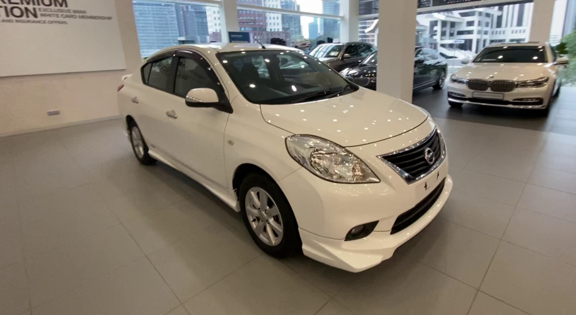 2014 Nissan Almera 1.5V AT
