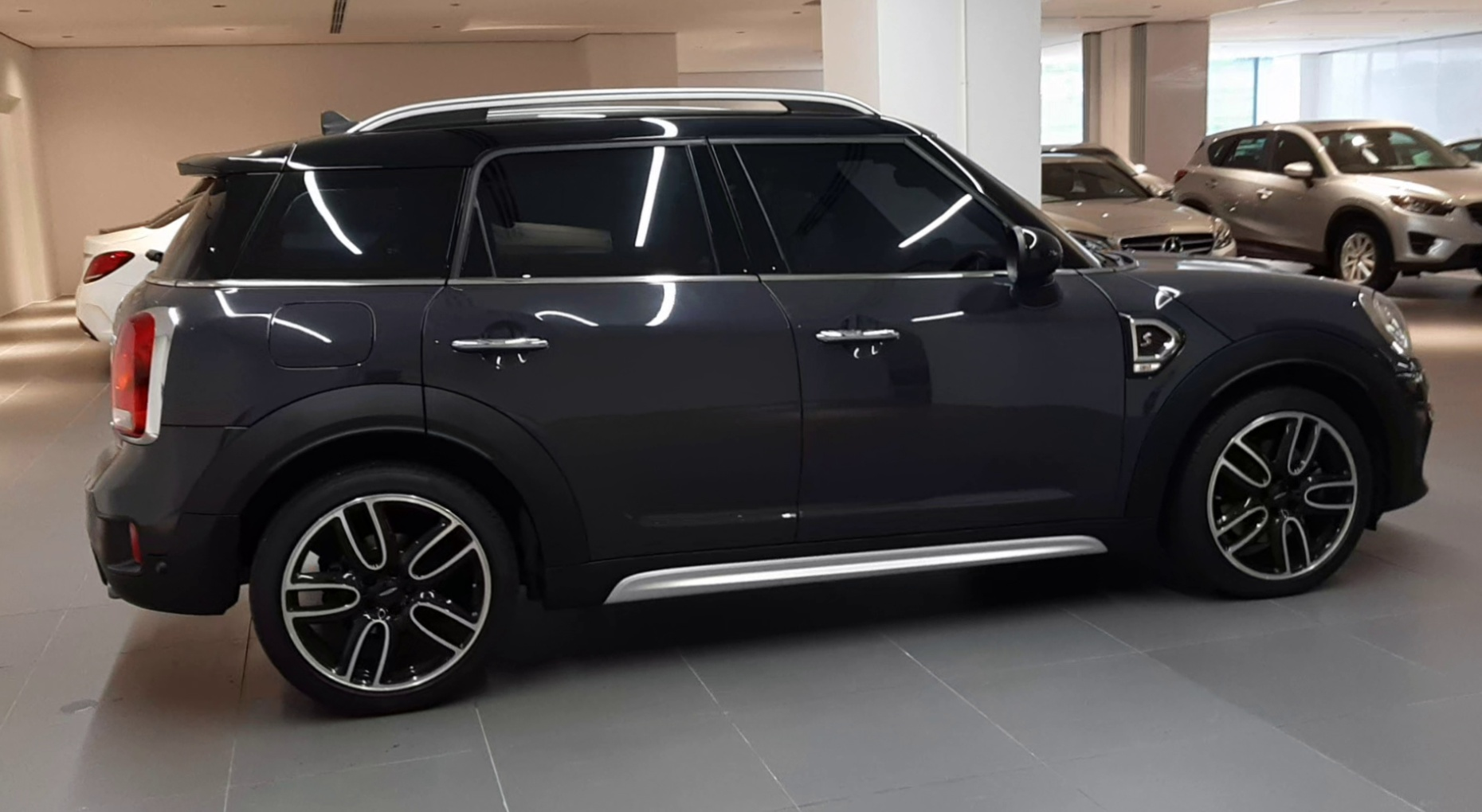 2018 MINI Cooper S Countryman