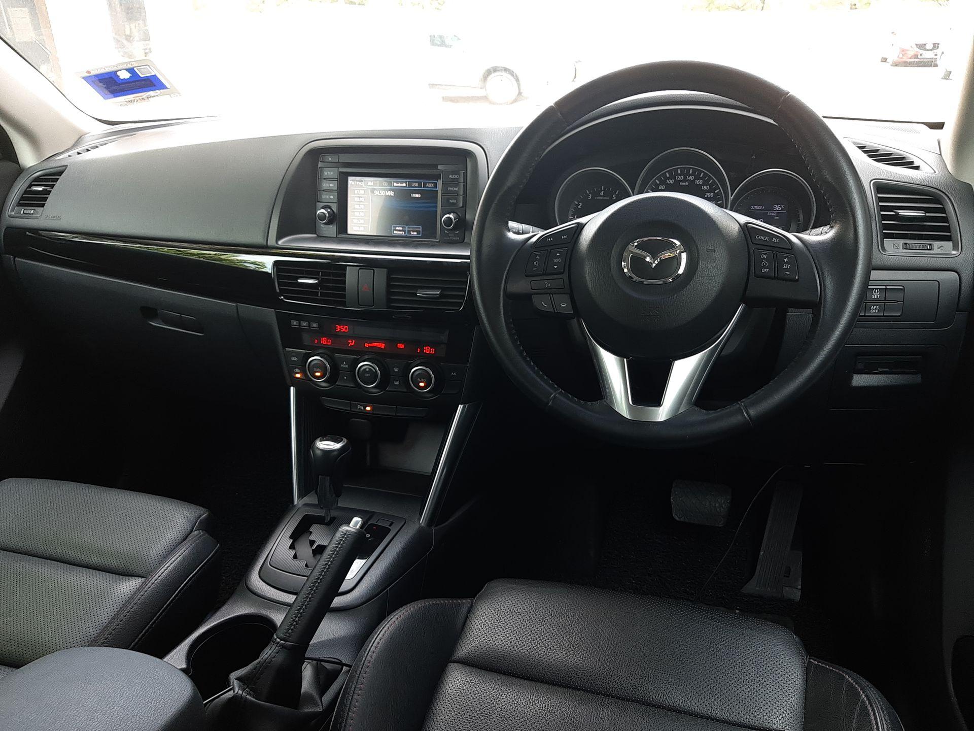 2014 Mazda CX5 2.0L 2WD (A)