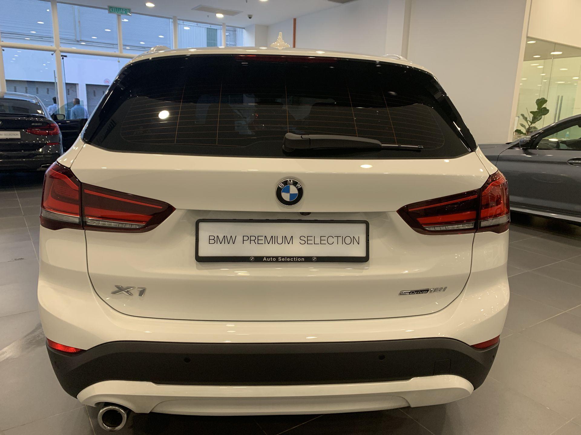 2020 BMW X1 sDrive 18i