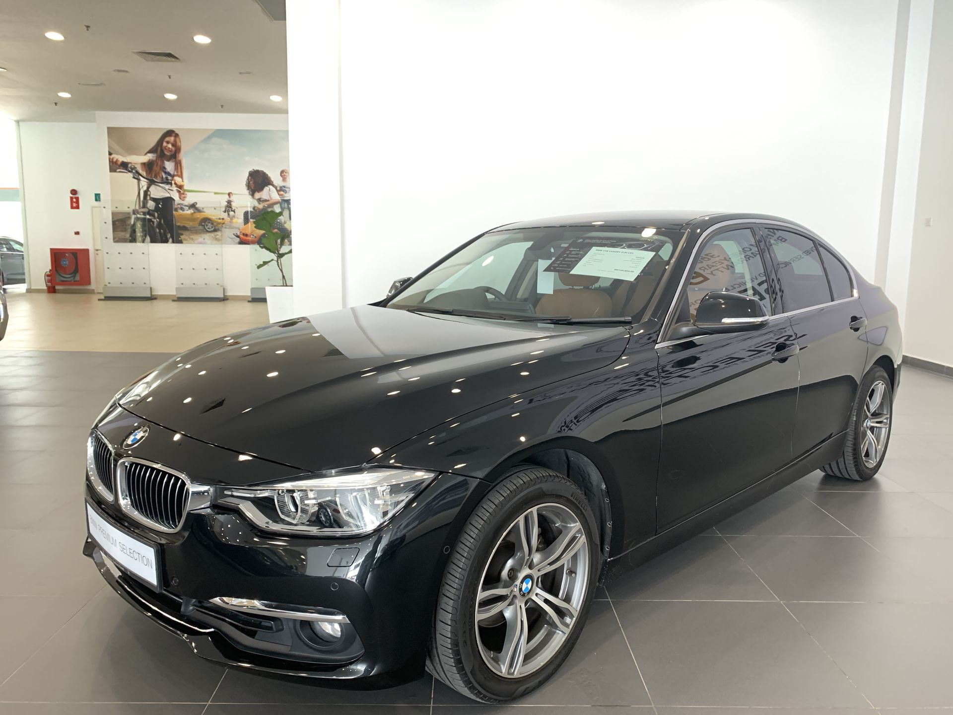 2018 BMW 318i Luxury F30 LCI - CKD