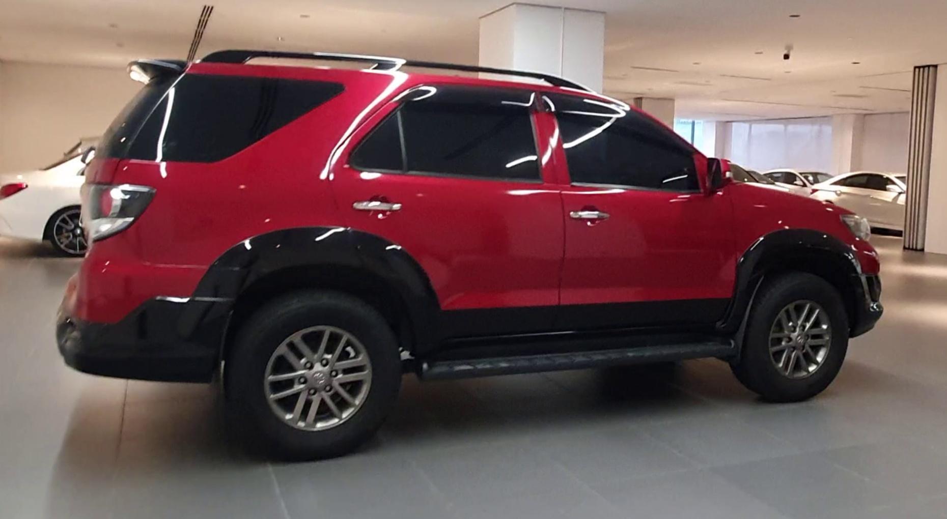 2015 Toyota Fortuner 2.7