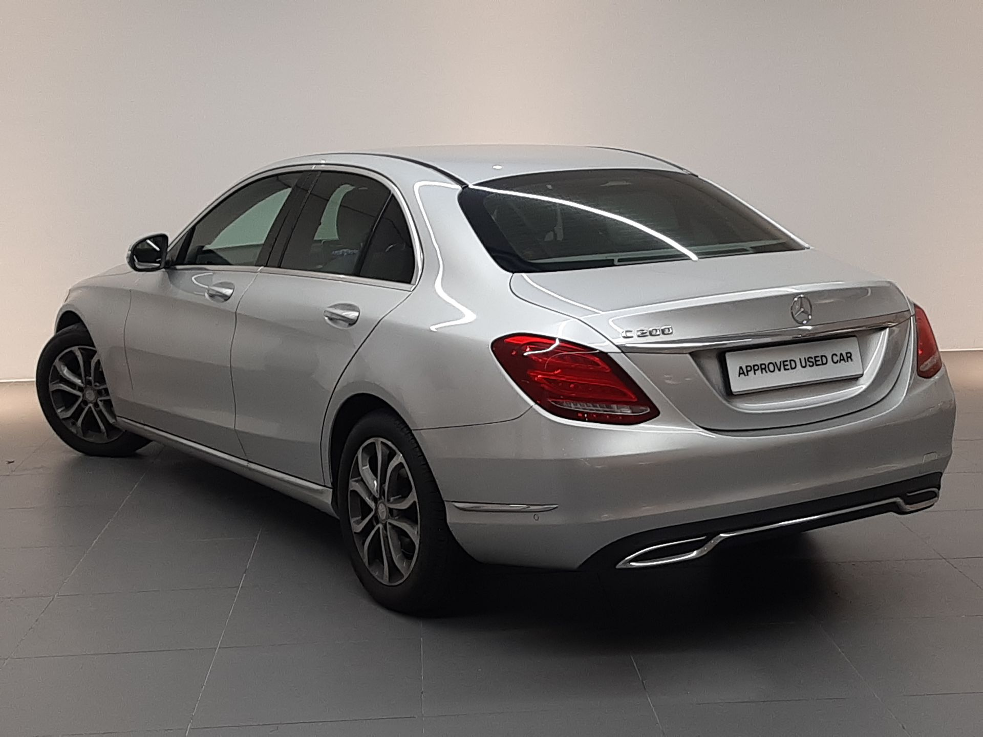 2015 Mercedes Benz C200