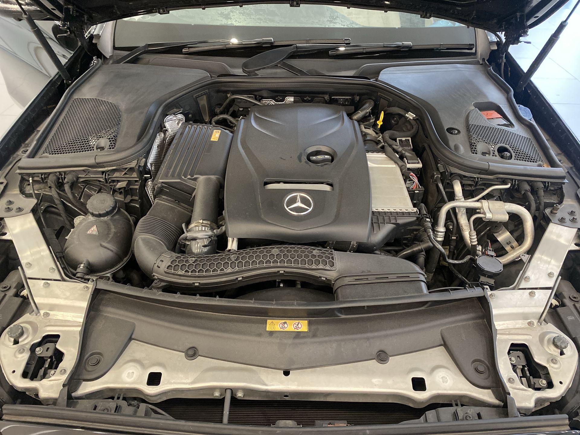 2016 Mercedes Benz E200