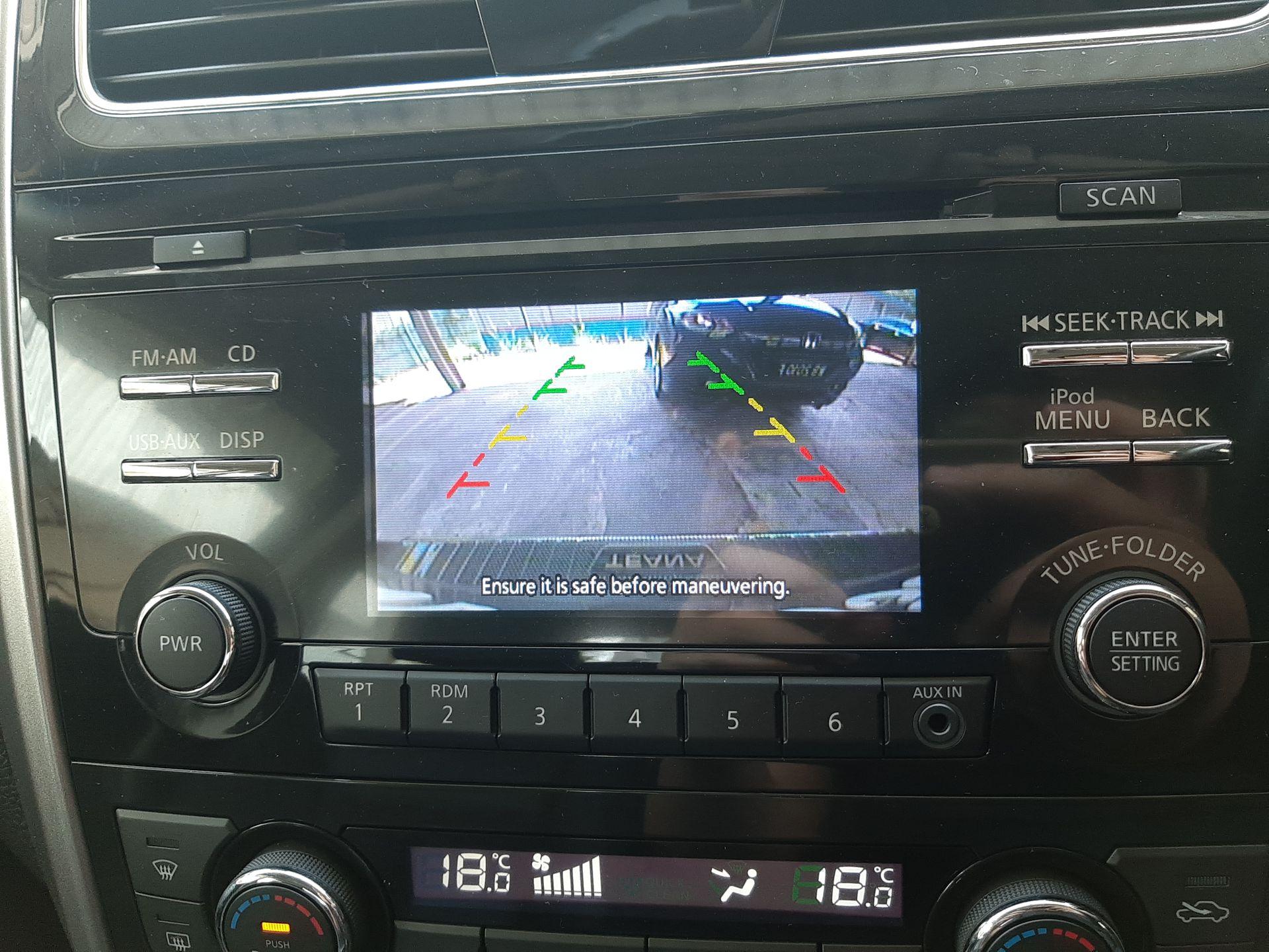 2018 Nissan TEANA 2.5XV CVT