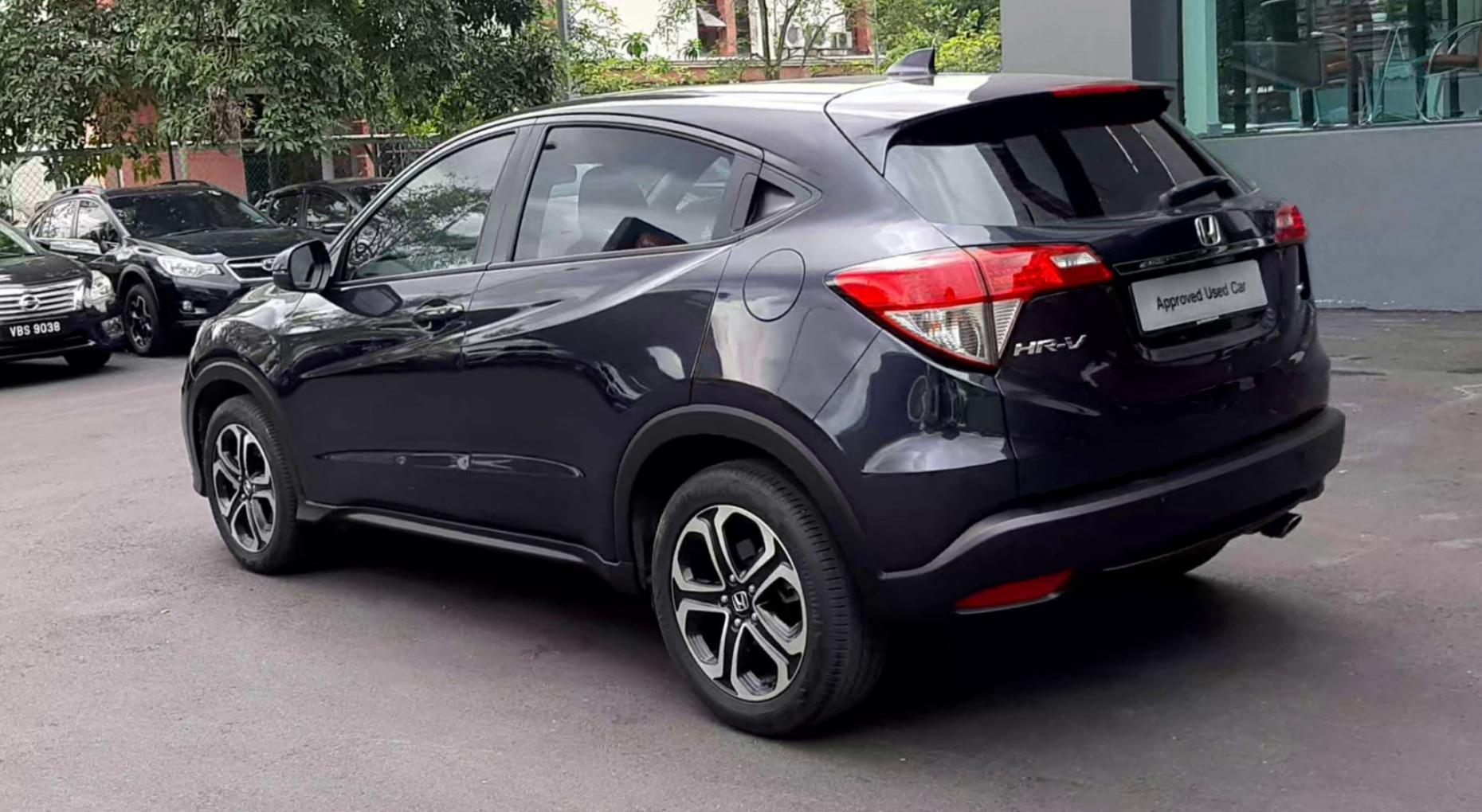 2019 Honda HR-V 1.8L E