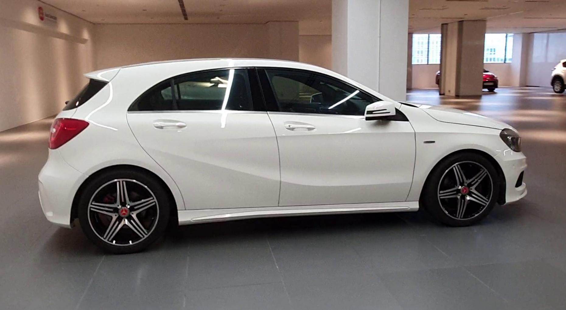 2014 Mercedes Benz A250 Sport