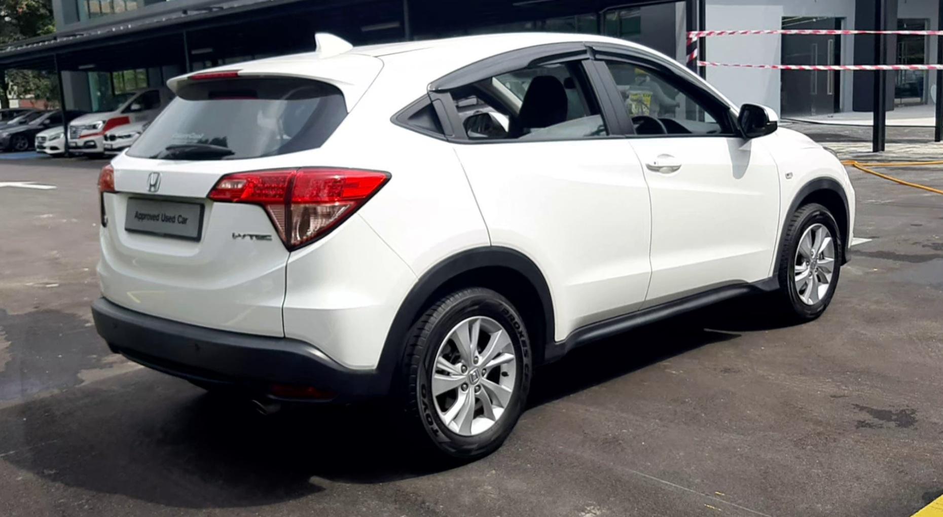 2015 Honda HR-V 1.8L S