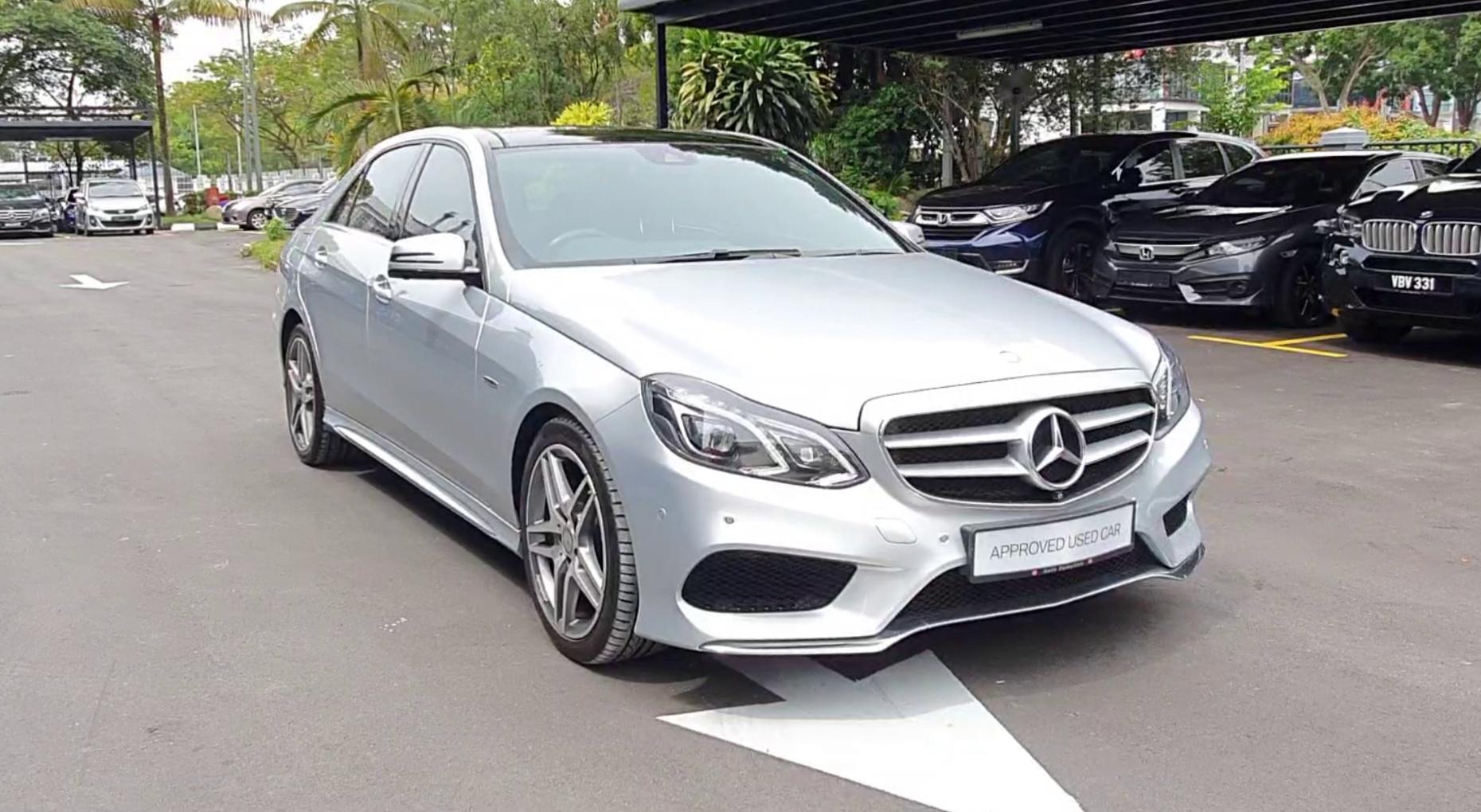 2016 Mercedes Benz E250 CGI-W212C