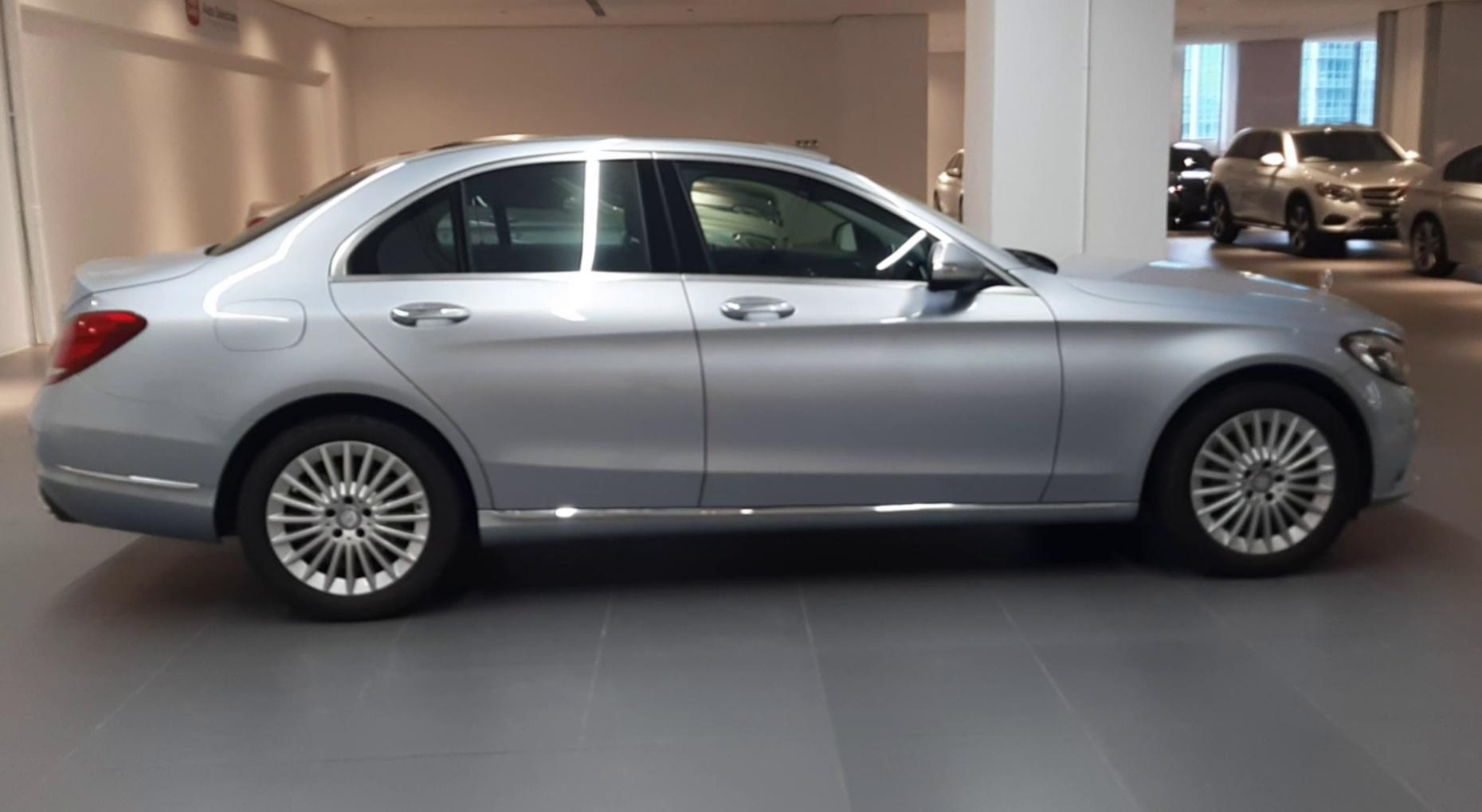 2015 Mercedes Benz C250-W205A