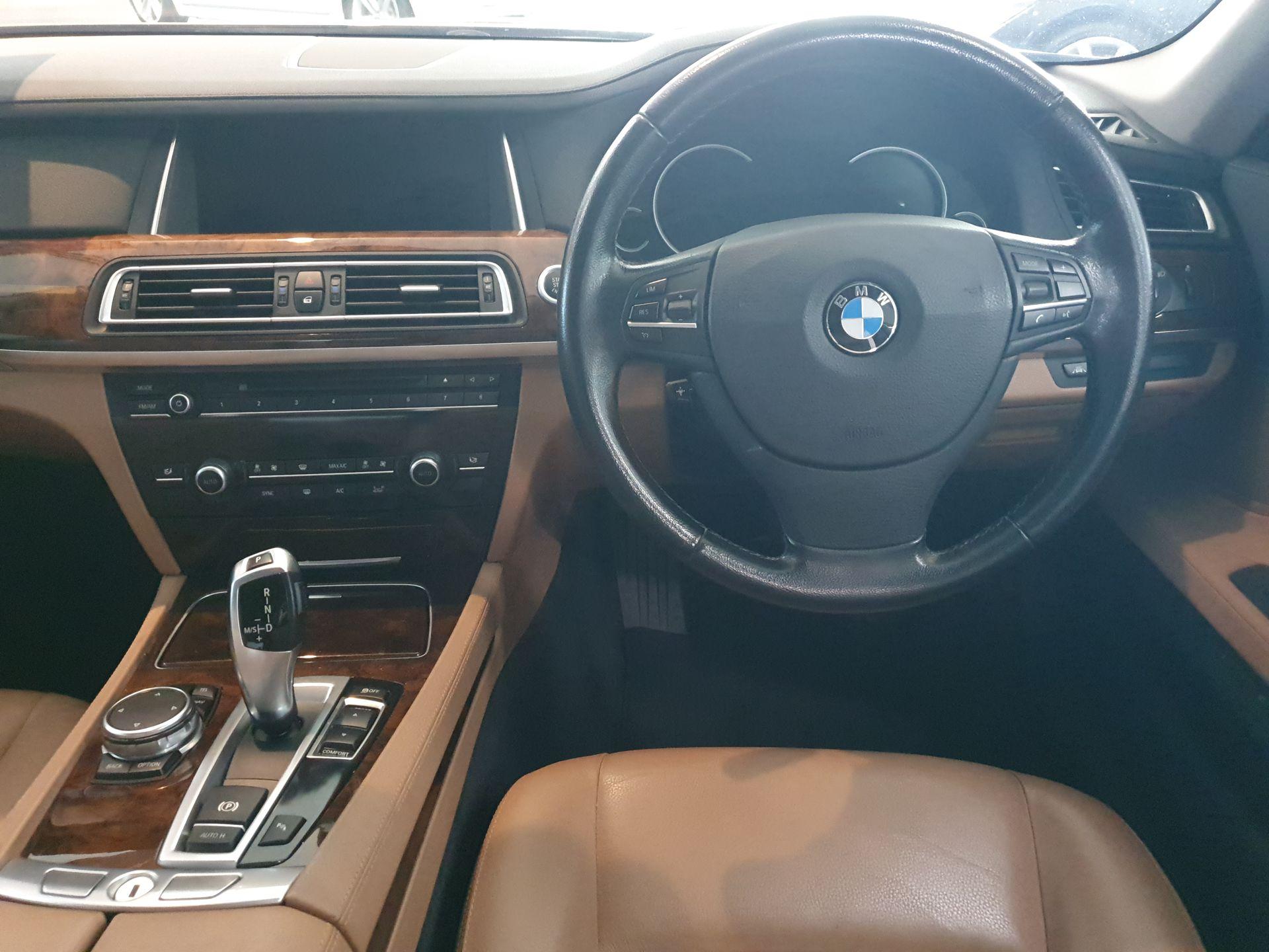 2015 BMW 730Li