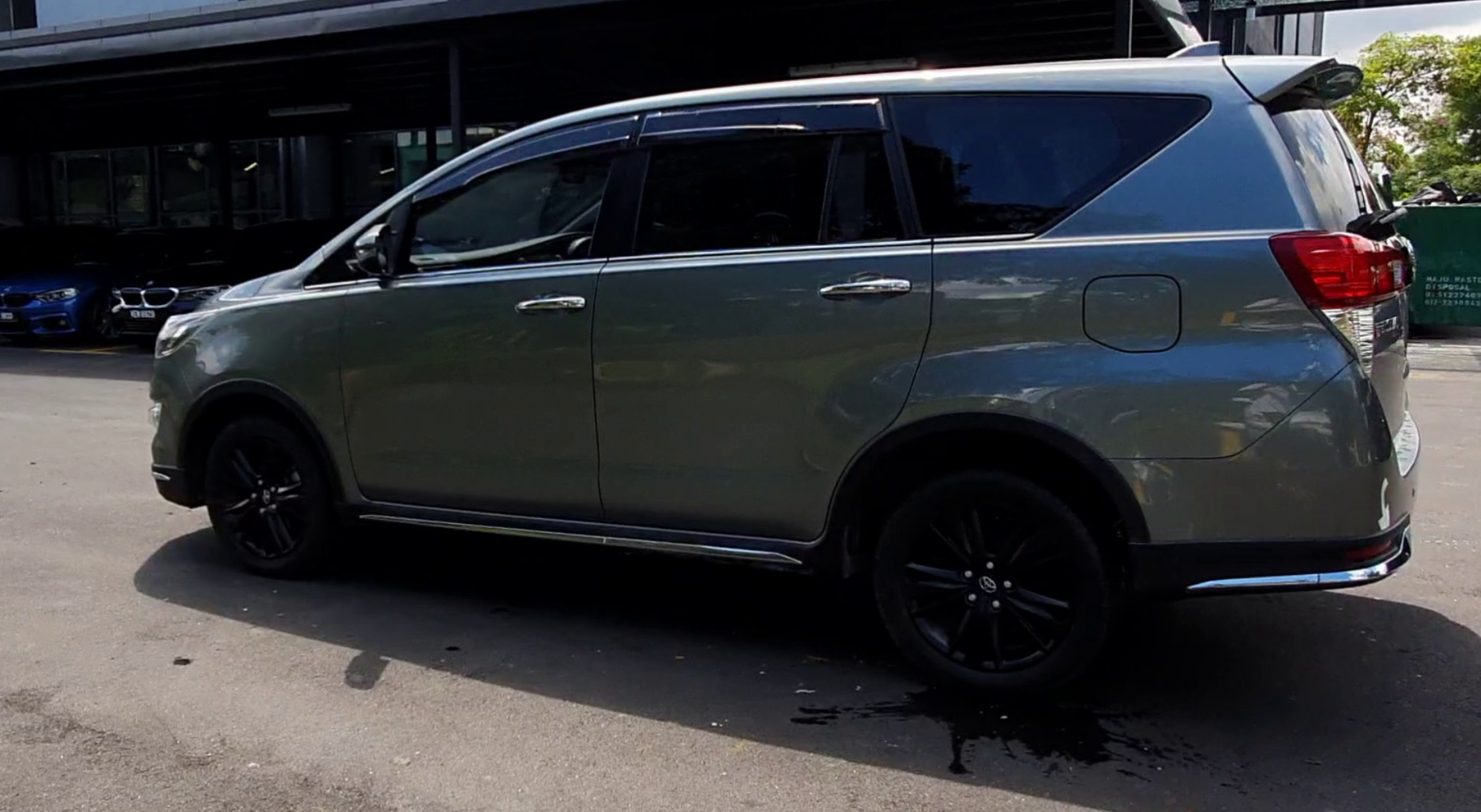 2018 Toyota Innova 2.0X AT
