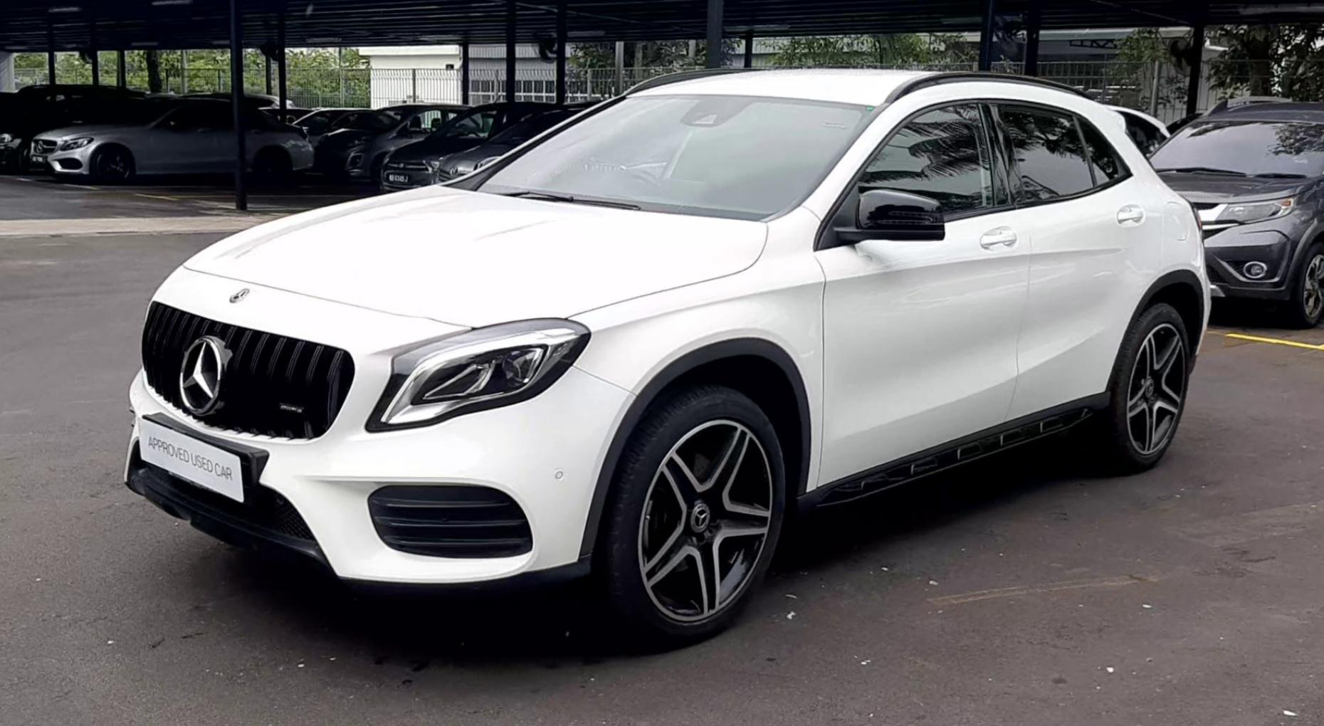 2018 Mercedes Benz GLA250 FL