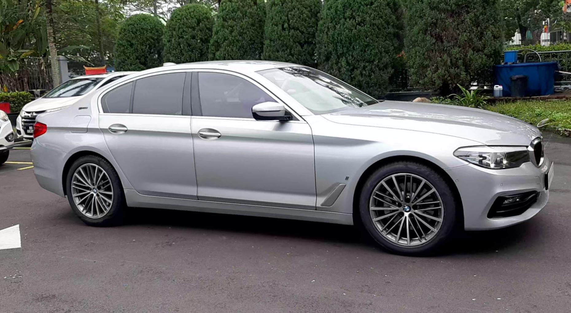 2018 BMW 530e Sport