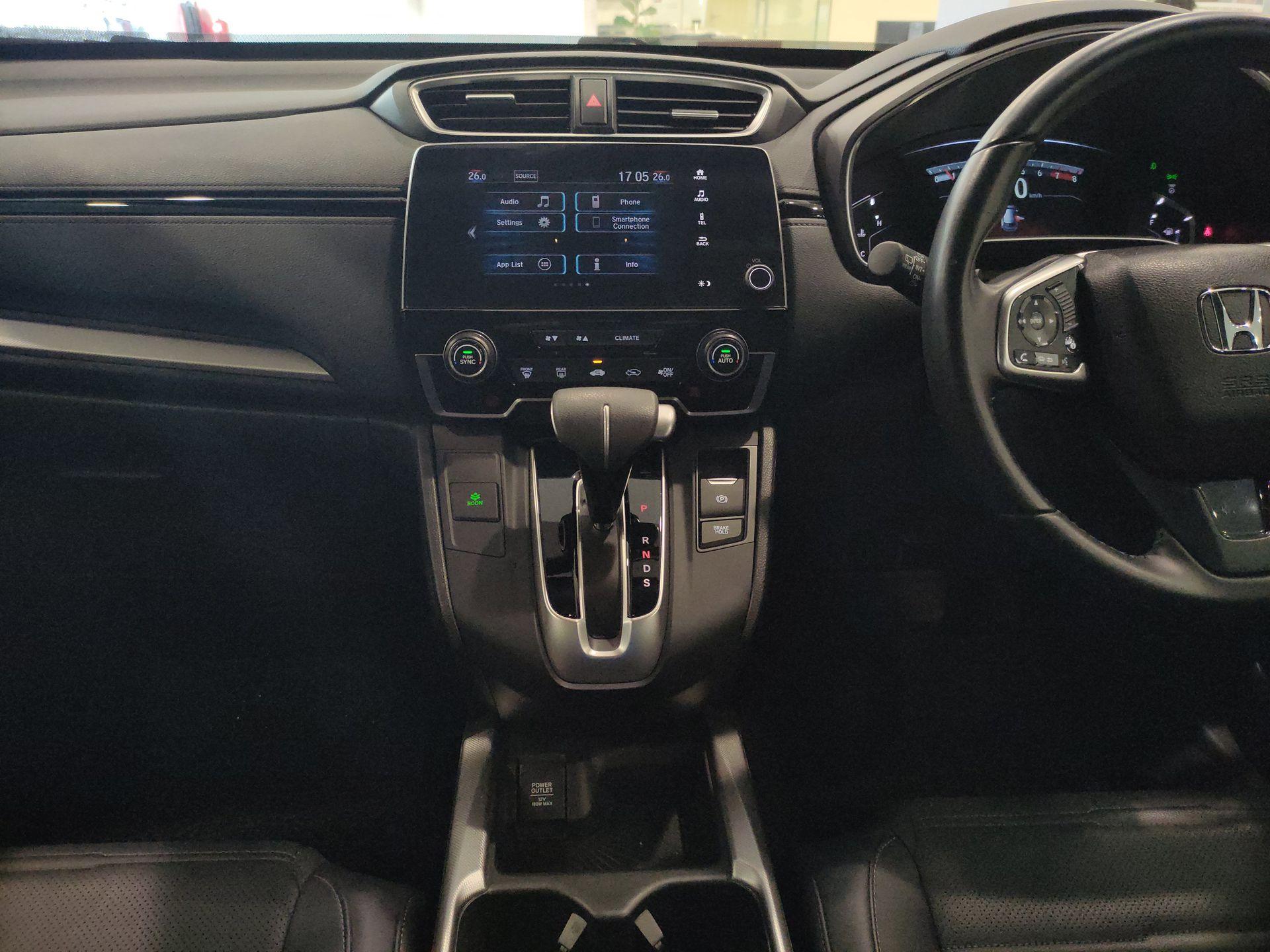 2018 Honda CR-V 2.0L I-Vtec (A)