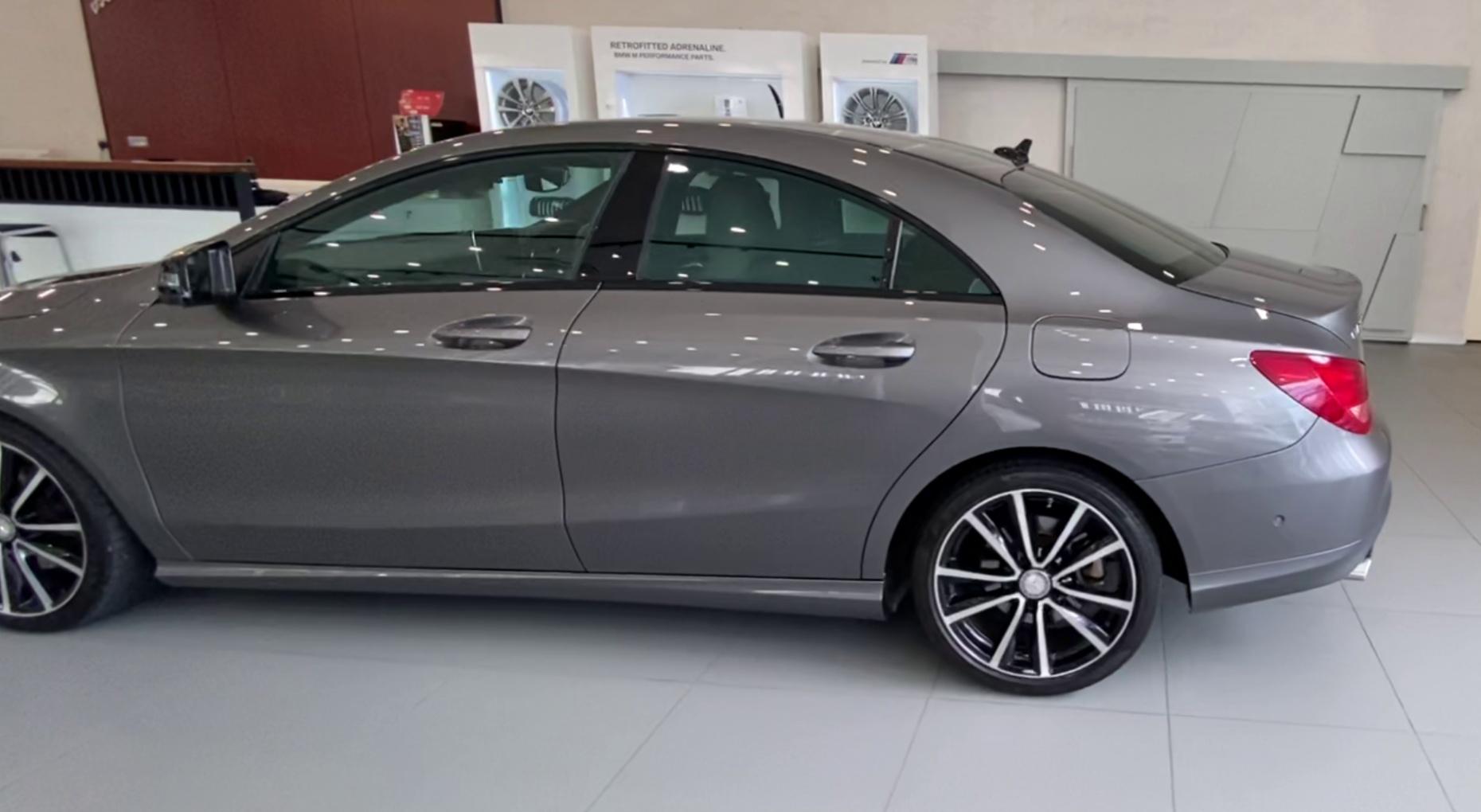 2015 Mercedes Benz CLA 200