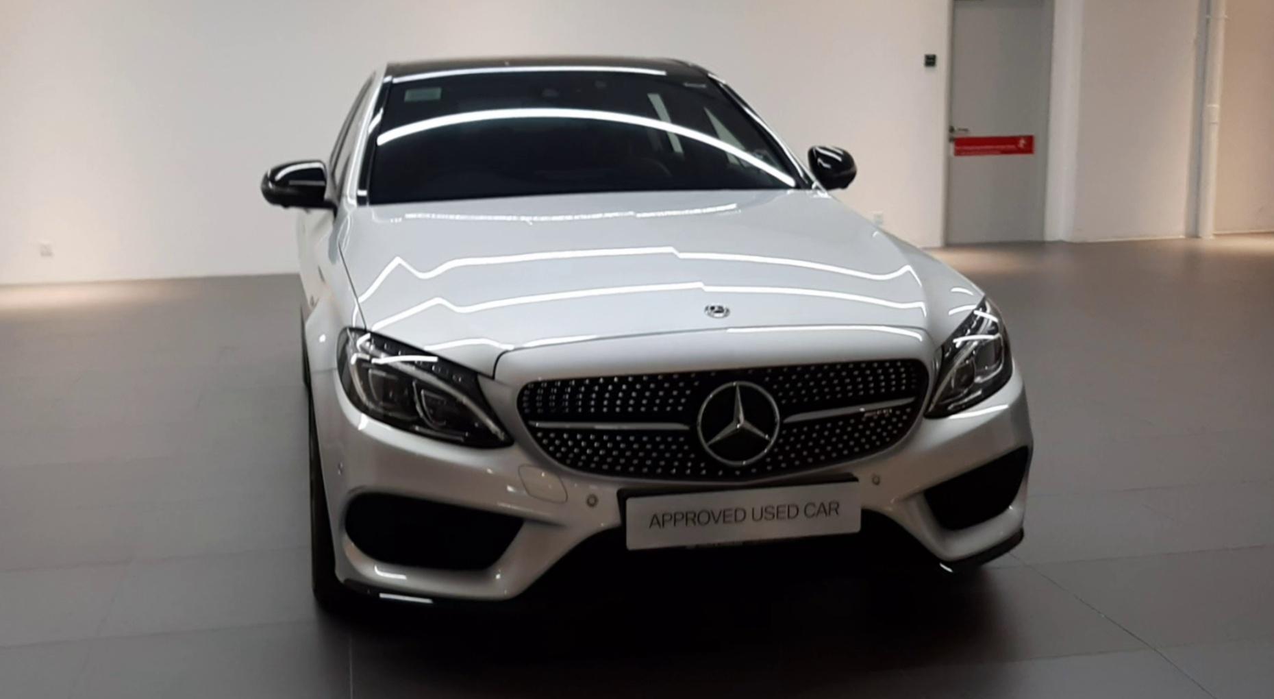 2018 Mercedes Benz AMG C43