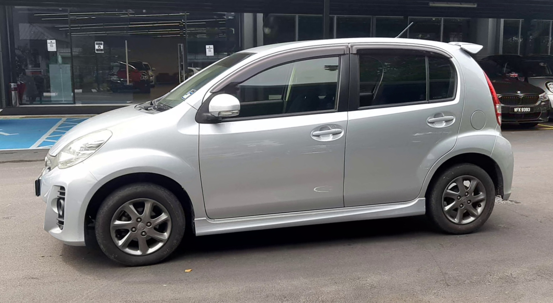2012 Perodua Myvi 1.5 SE (Auto)