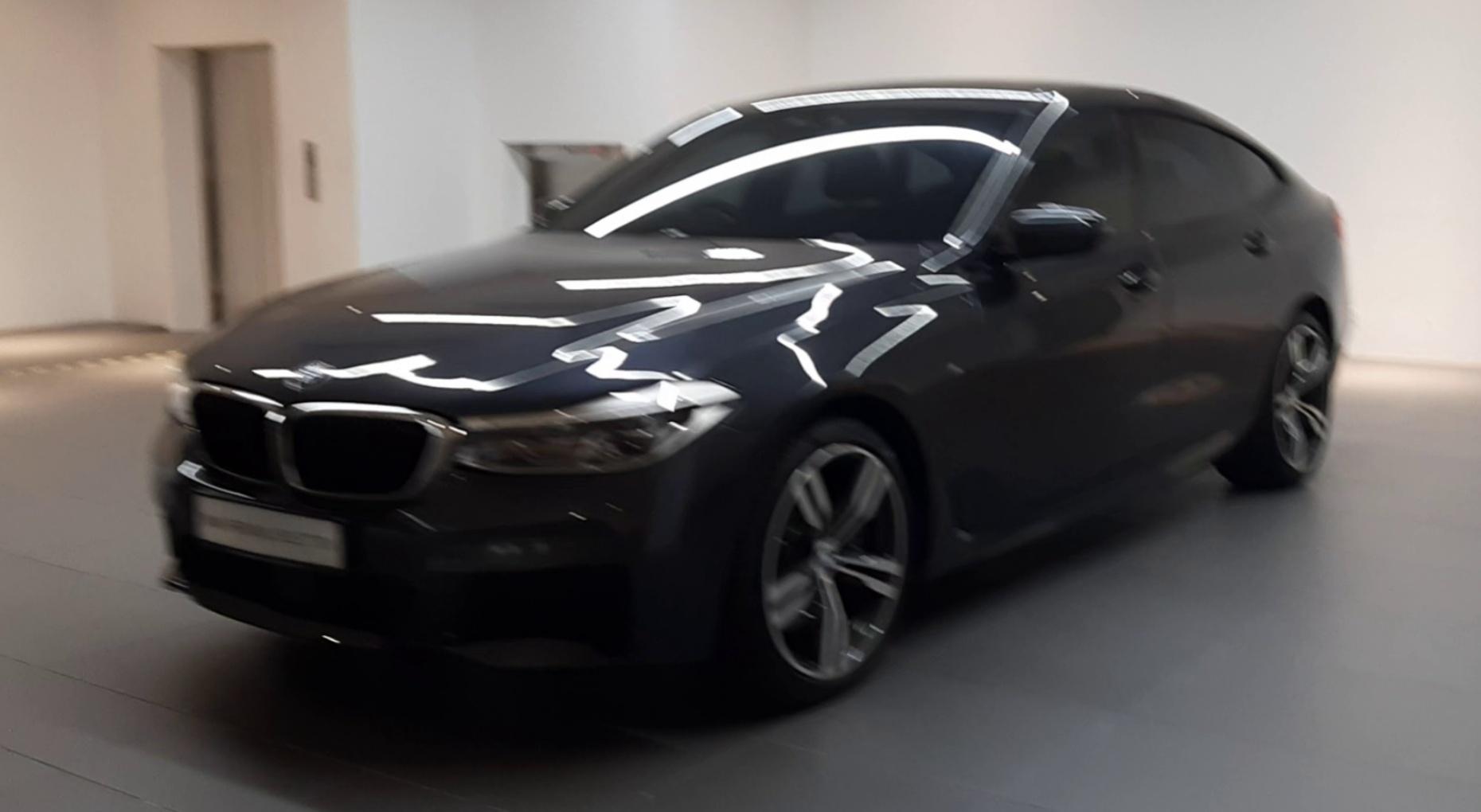2019 BMW 630i Gran Turismo