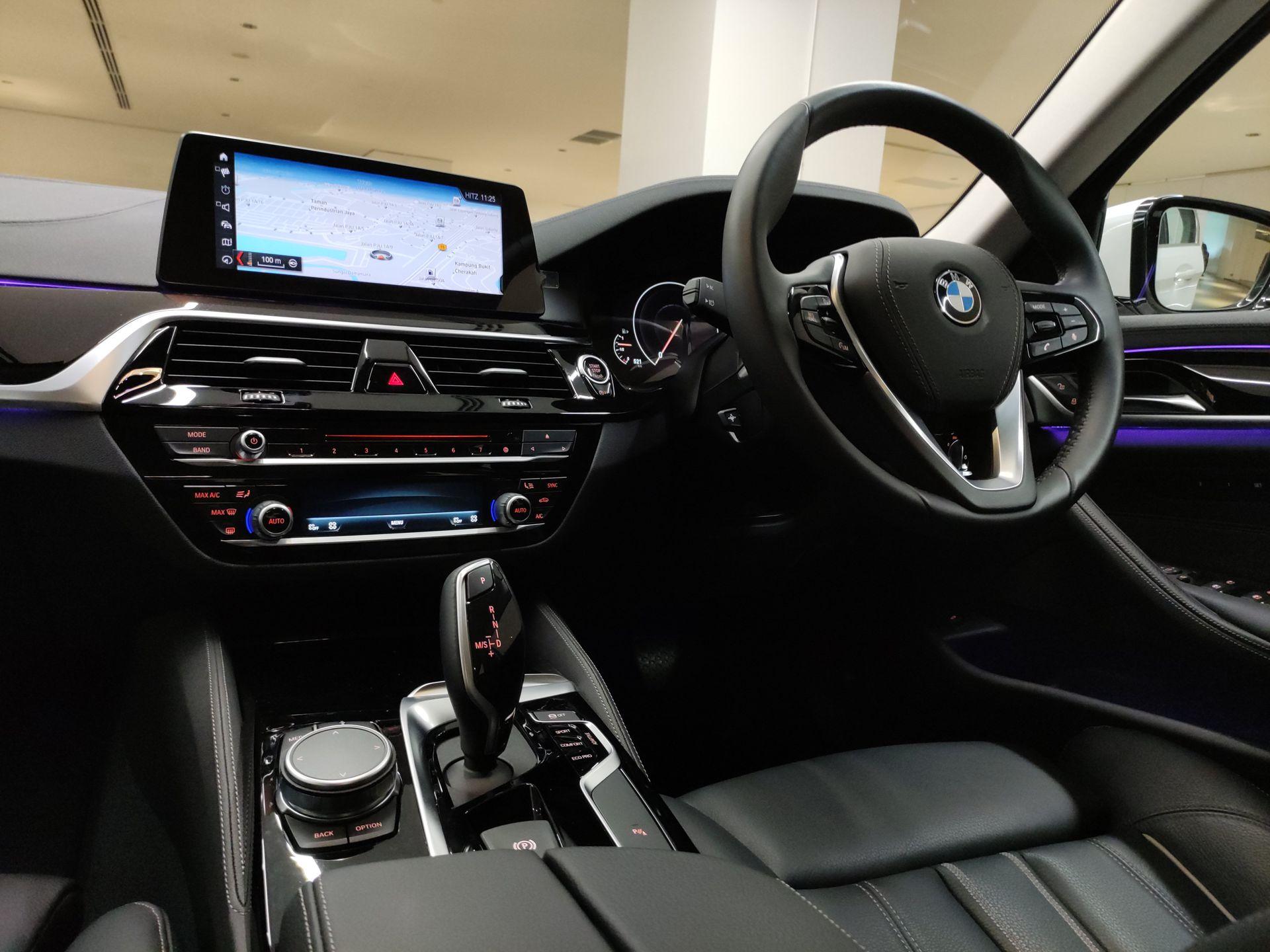 2019 BMW 520i Luxury