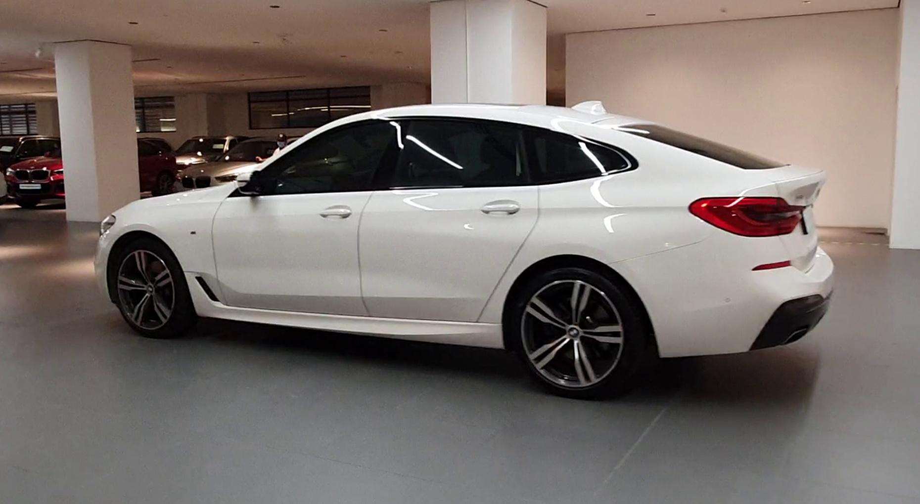 2020 BMW 630i Gran Turismo