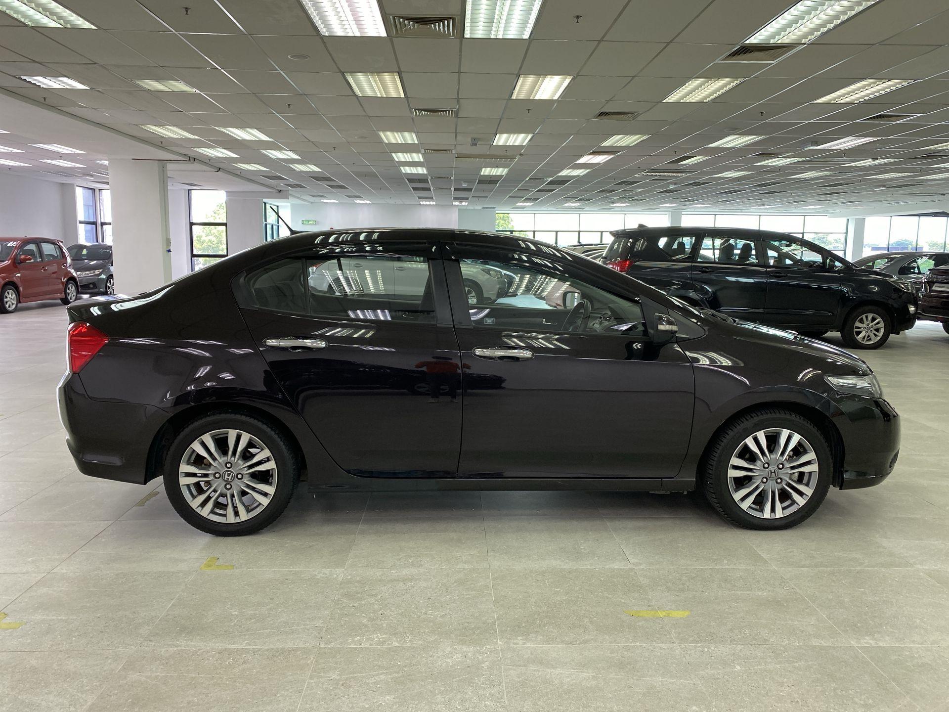 2014 Honda CITY E 1.5L I-VTEC
