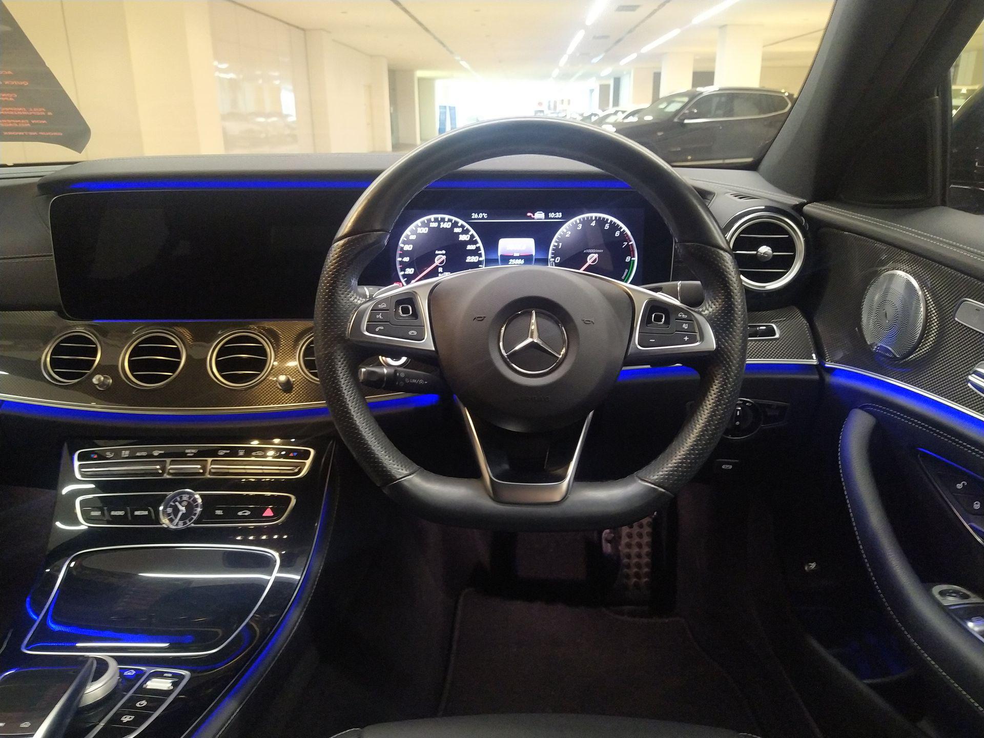 2017 Mercedes Benz E 350 E