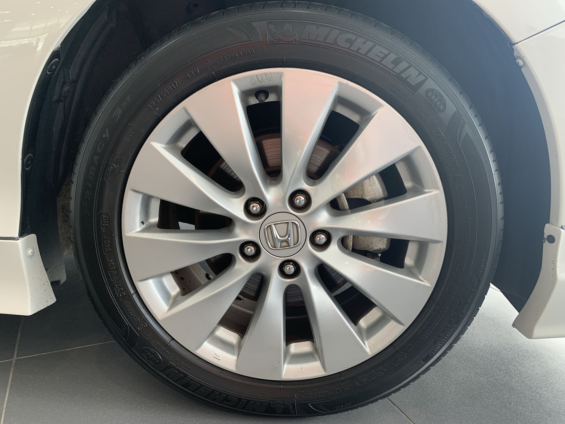 2016 Honda Accord 2.0L VTI-L (A)