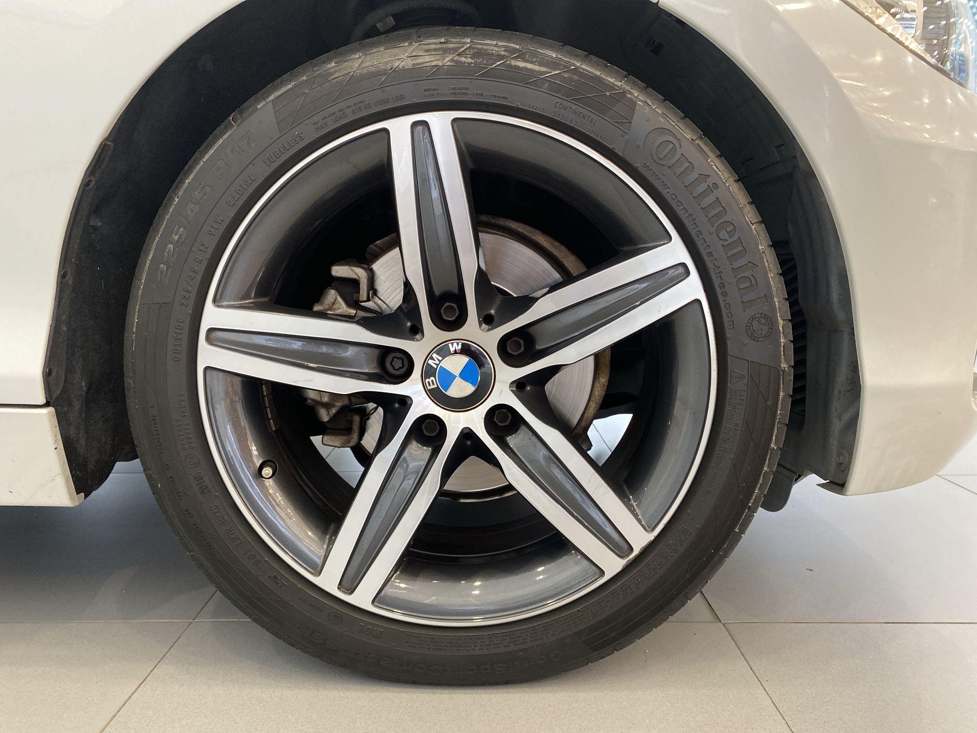 2016 BMW 118i F20