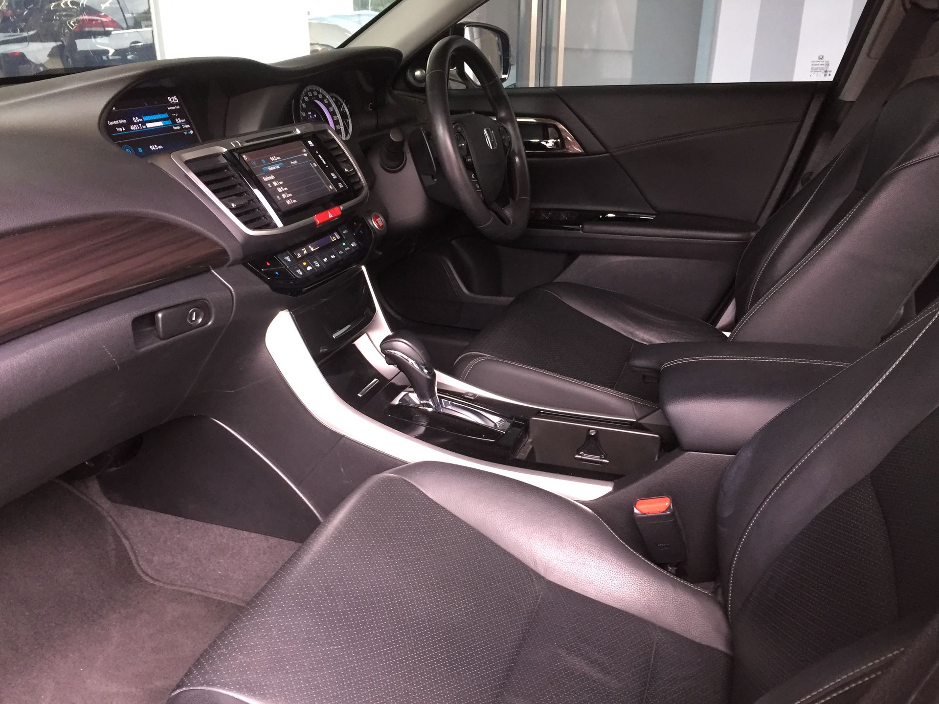 2017 Honda Accord 2.4L I-VTEC (A)