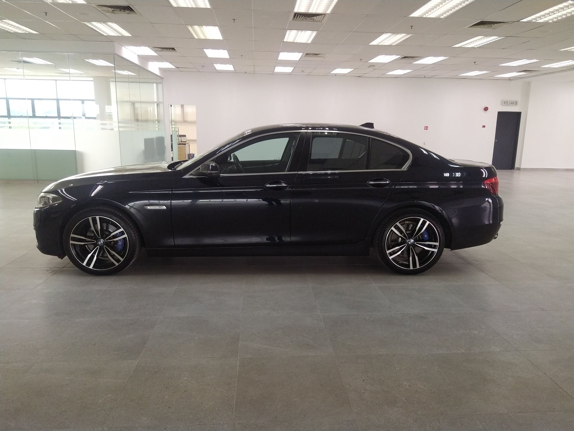2015 BMW 520D
