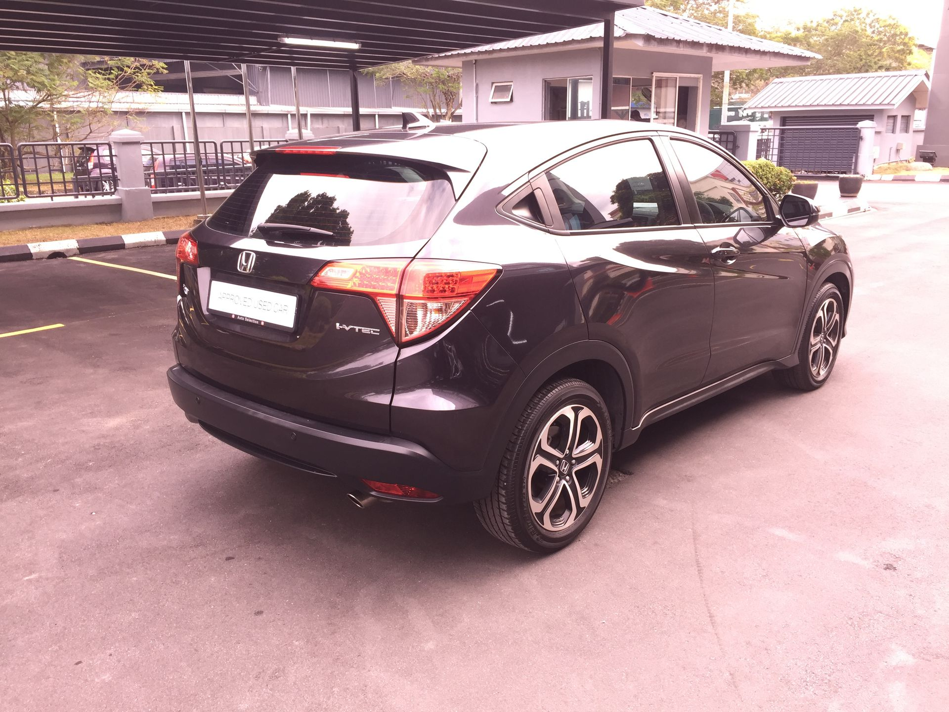 2018 Honda HR-V 1.8L E