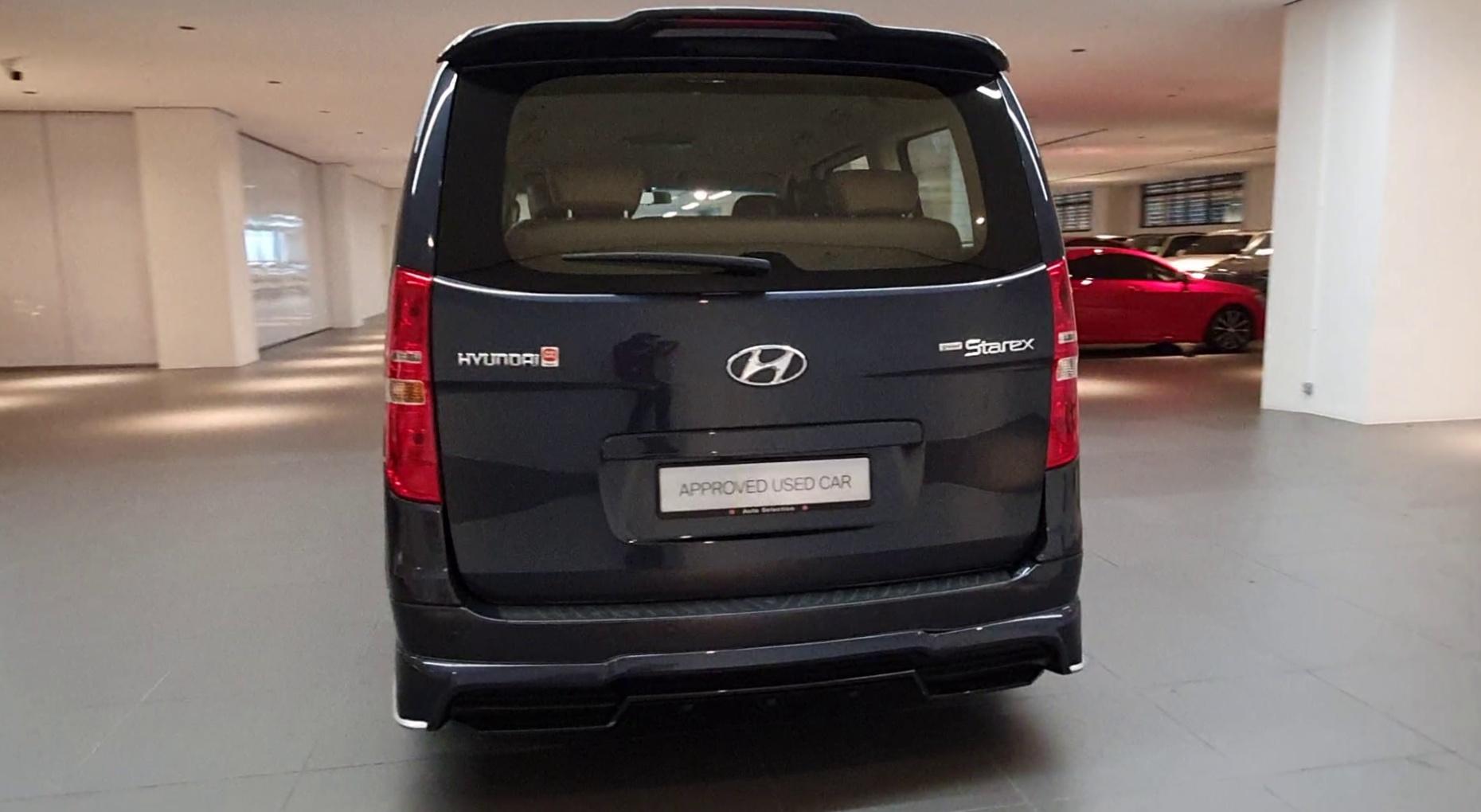 2018 Hyundai Starex 2.5 CRDI