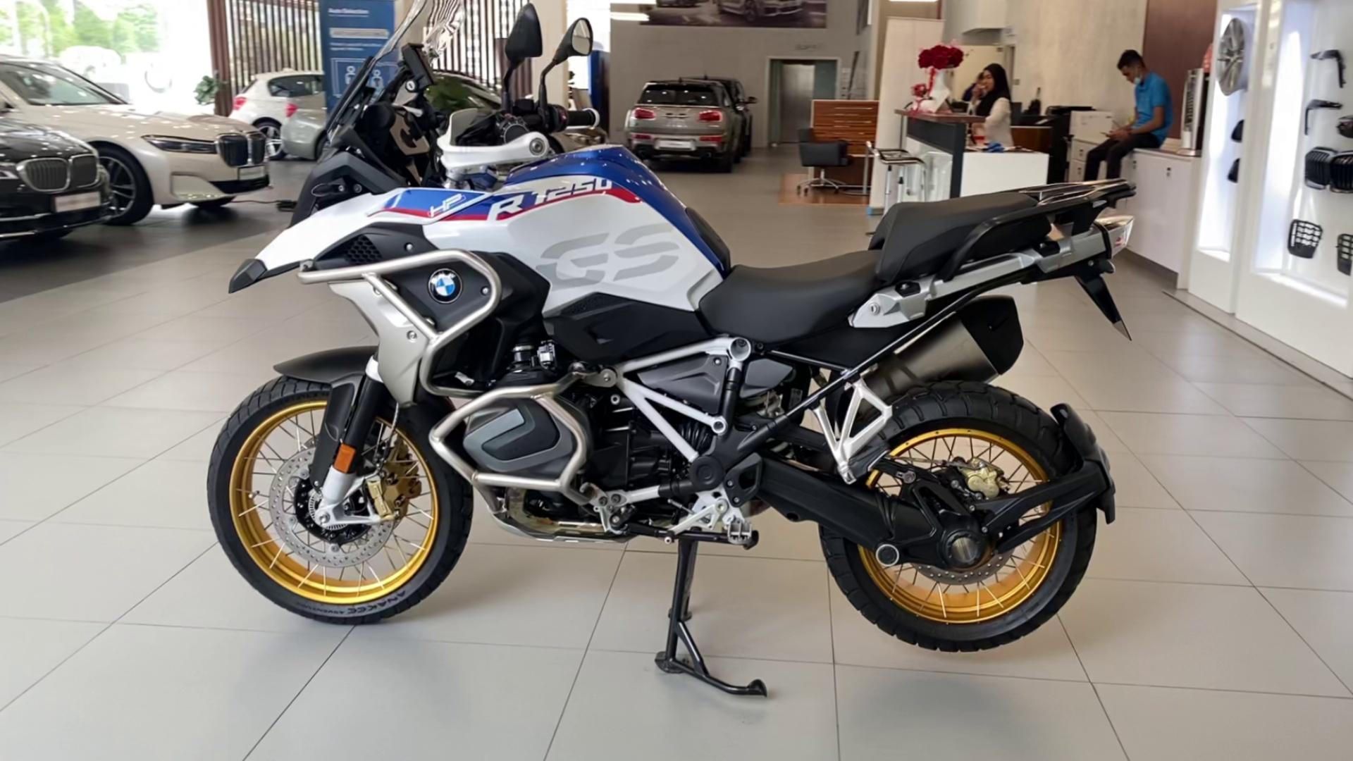 2020 BMW R1250GS