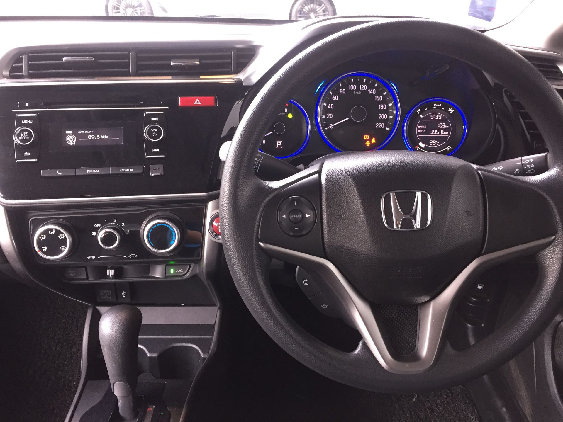2016 Honda CITY E 1.5L I-VTEC