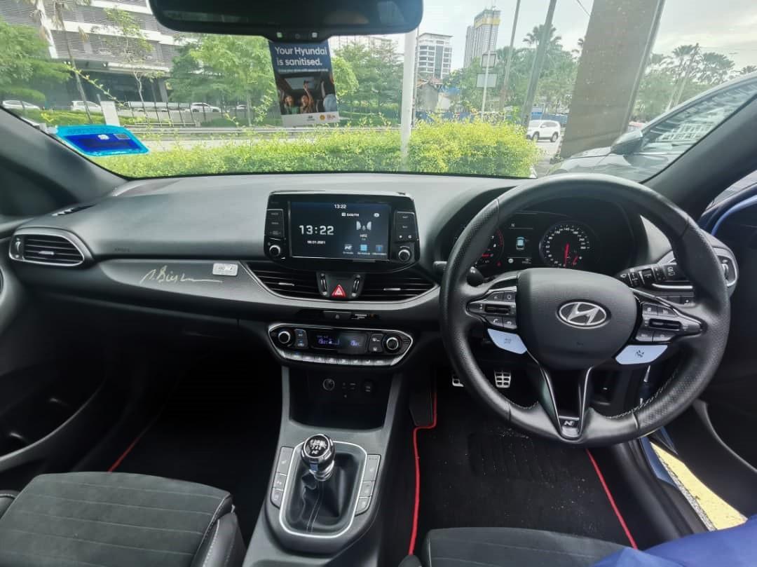 2018 Hyundai I30N