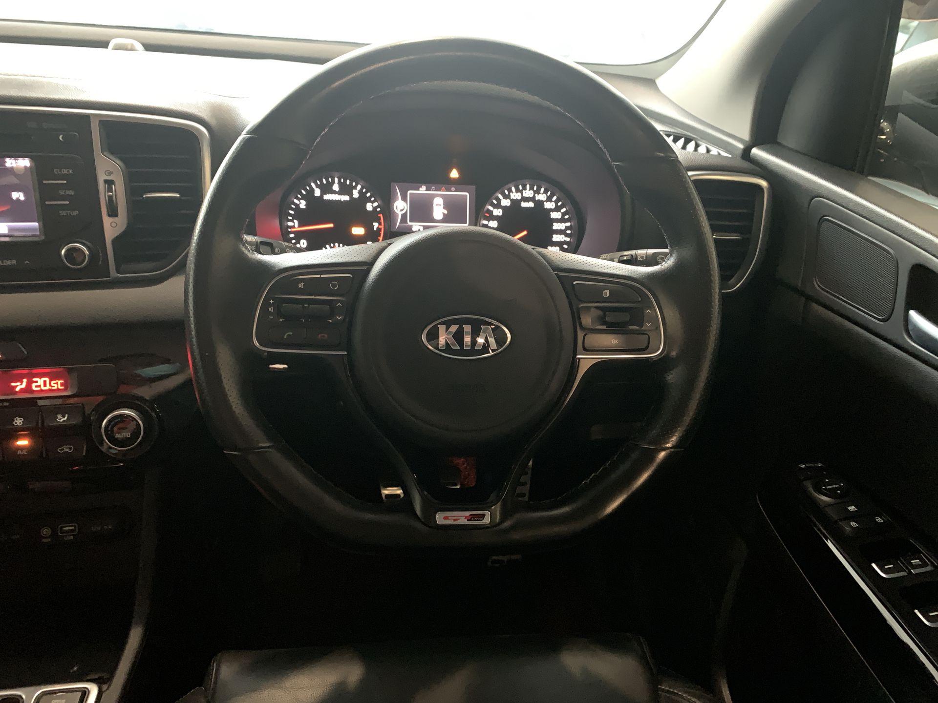2016 Kia Sportage QL