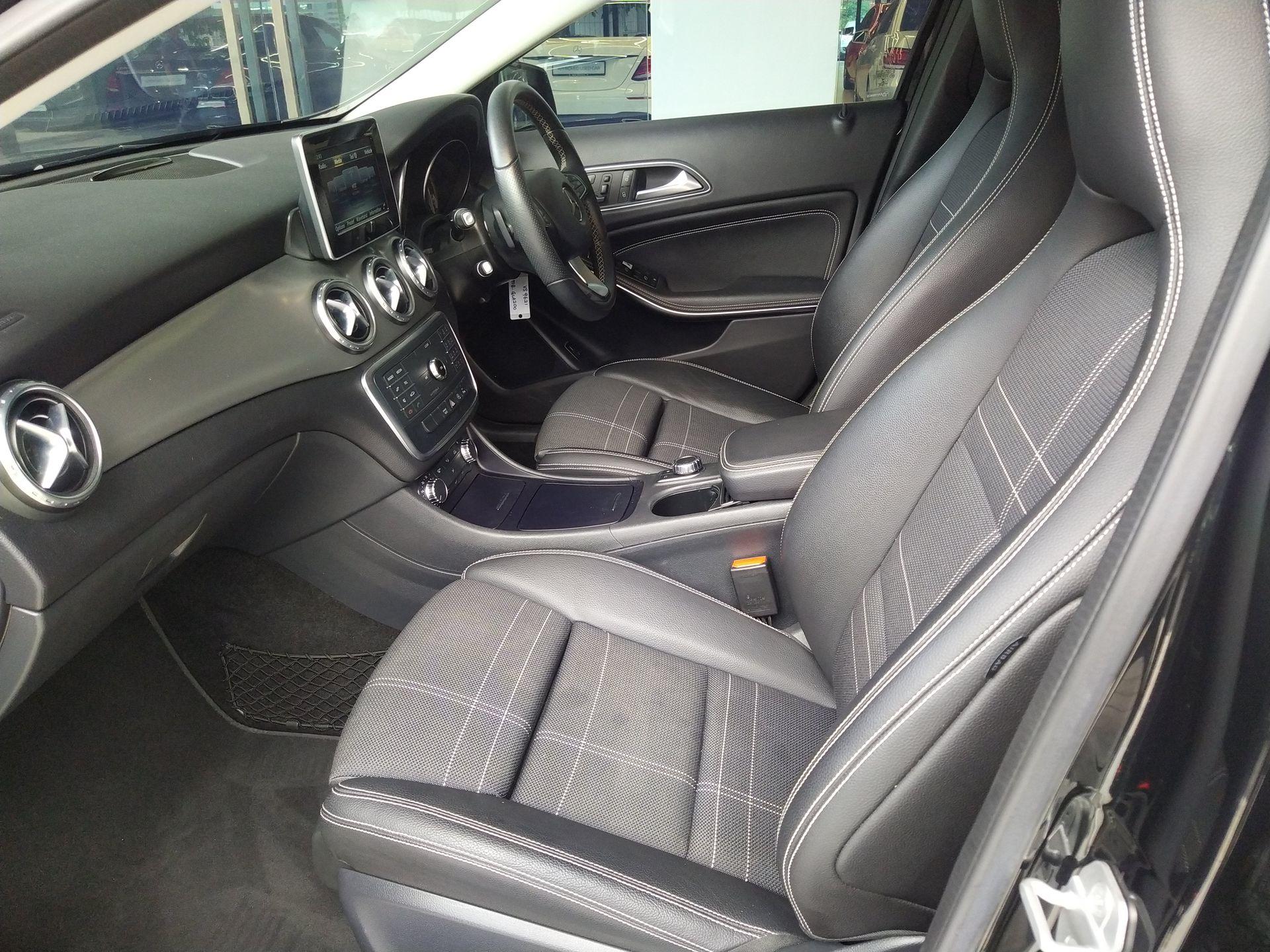 2016 Mercedes Benz MB GLA200
