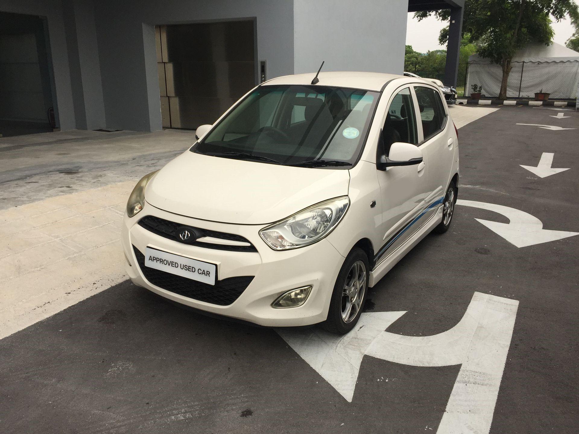 2014 Hyundai I10 1.2 (I10 A/T)