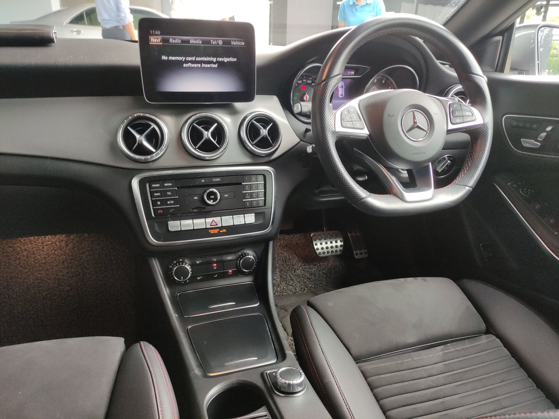 2018 Mercedes Benz CLA 200