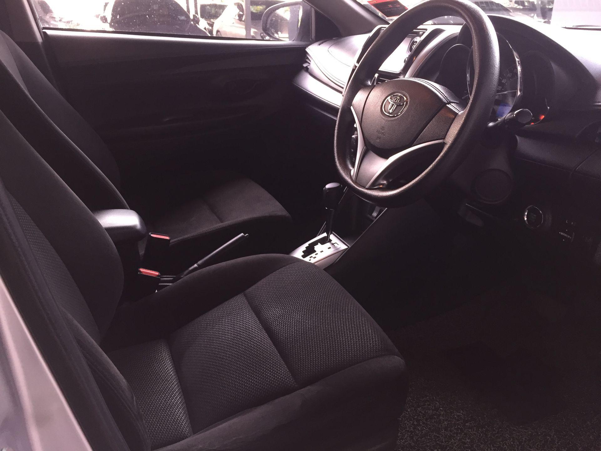2017 Toyota Vios 1.5J (AT)