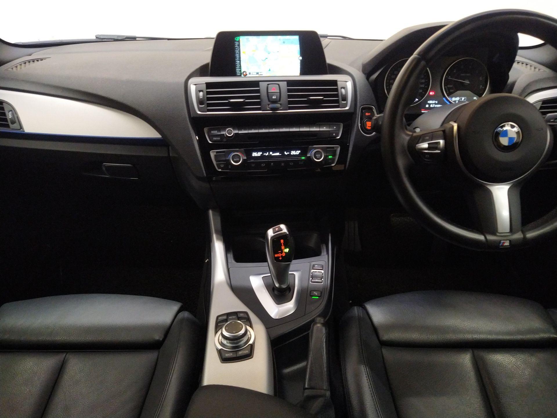 2017 BMW 118i Sport F20 LCI