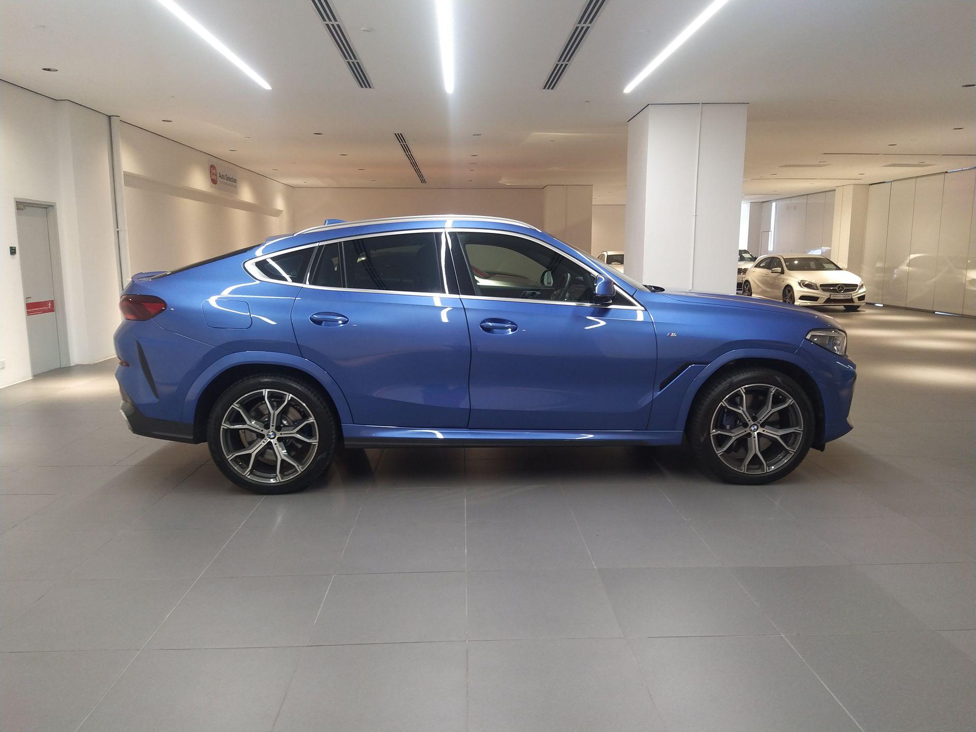 2020 BMW X6 xDrive 40i