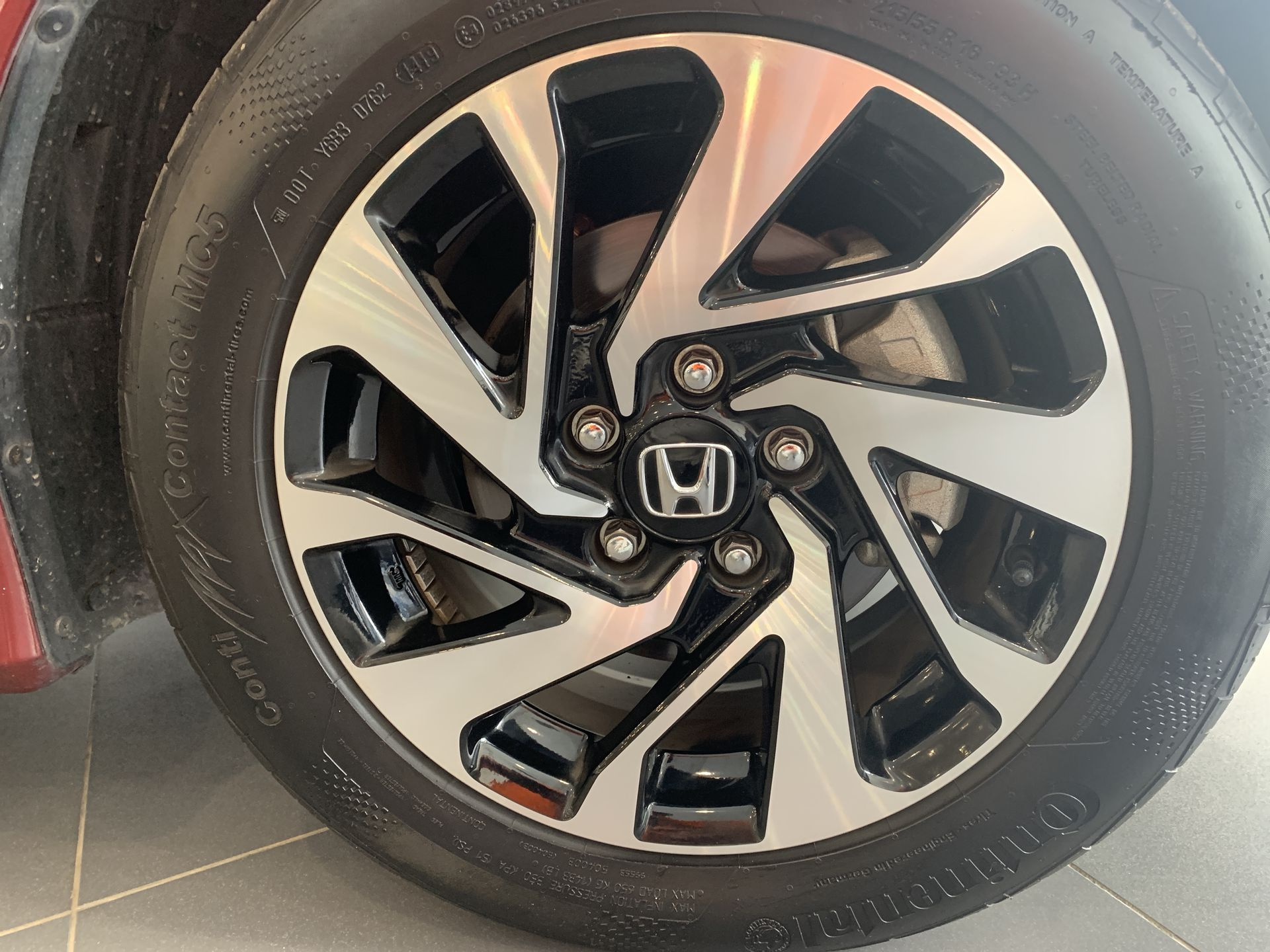 2019 Honda Civic 1.8S